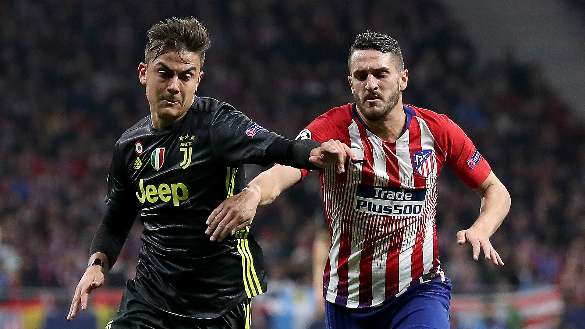 Koke: Atletico Madrid not chasing Champions League revenge against Juventus