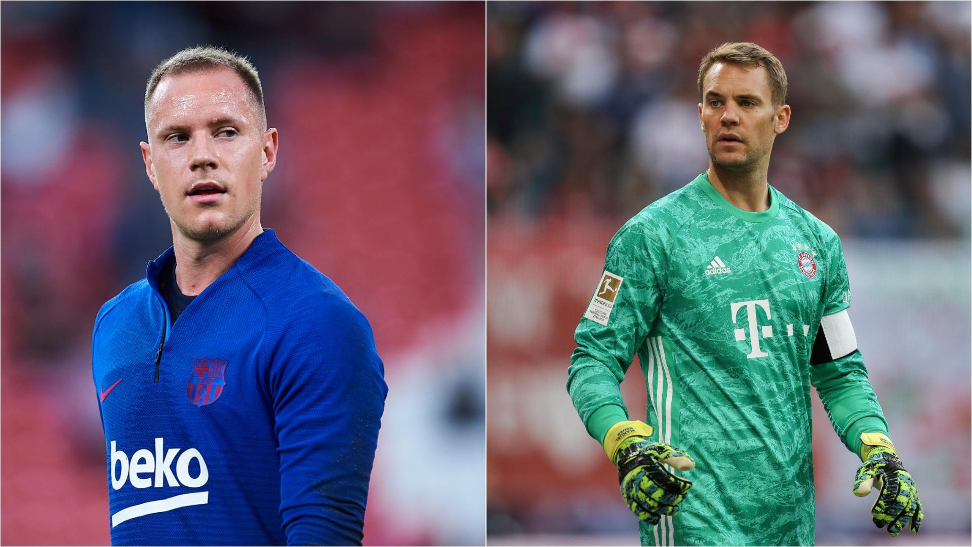 Ter Stegen hits back at Neuer for 'inappropriate' Germany comments