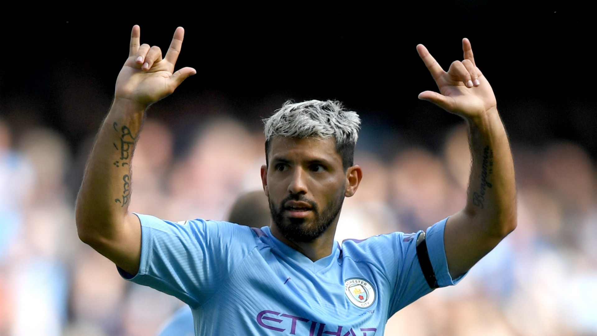 Talking Point: Aguero, Sterling and the numbers behind the Premier League's top five scorers