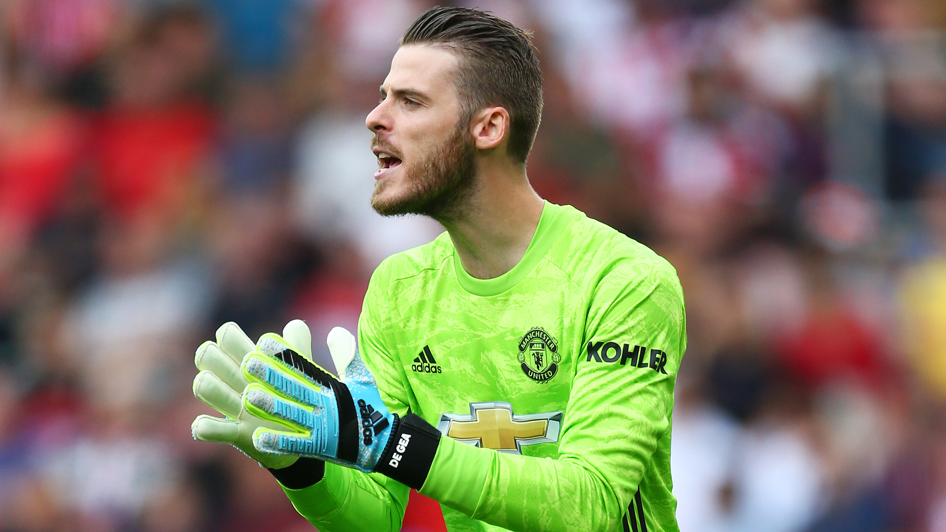 De Gea has focus back after signing Manchester United extension – Solskjaer