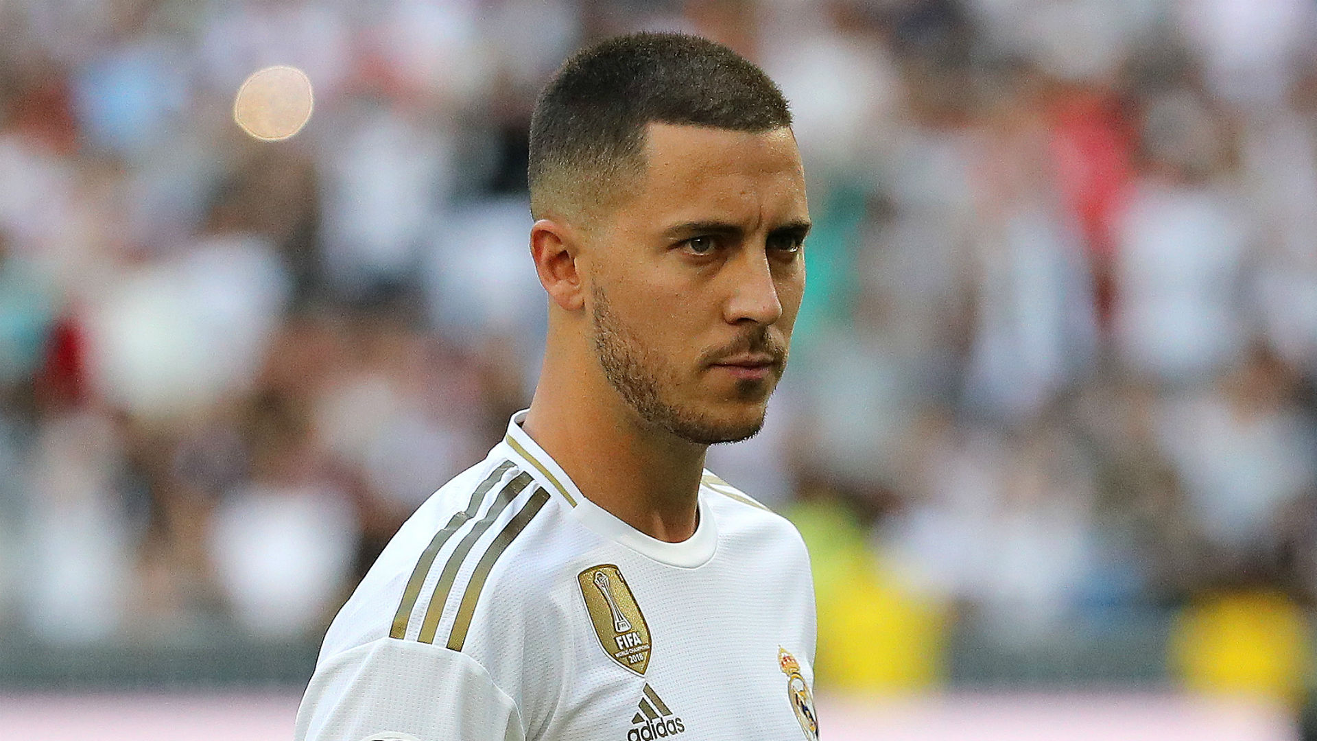 Hazard ready to play from the start against PSG - Real Madrid coach Zidane