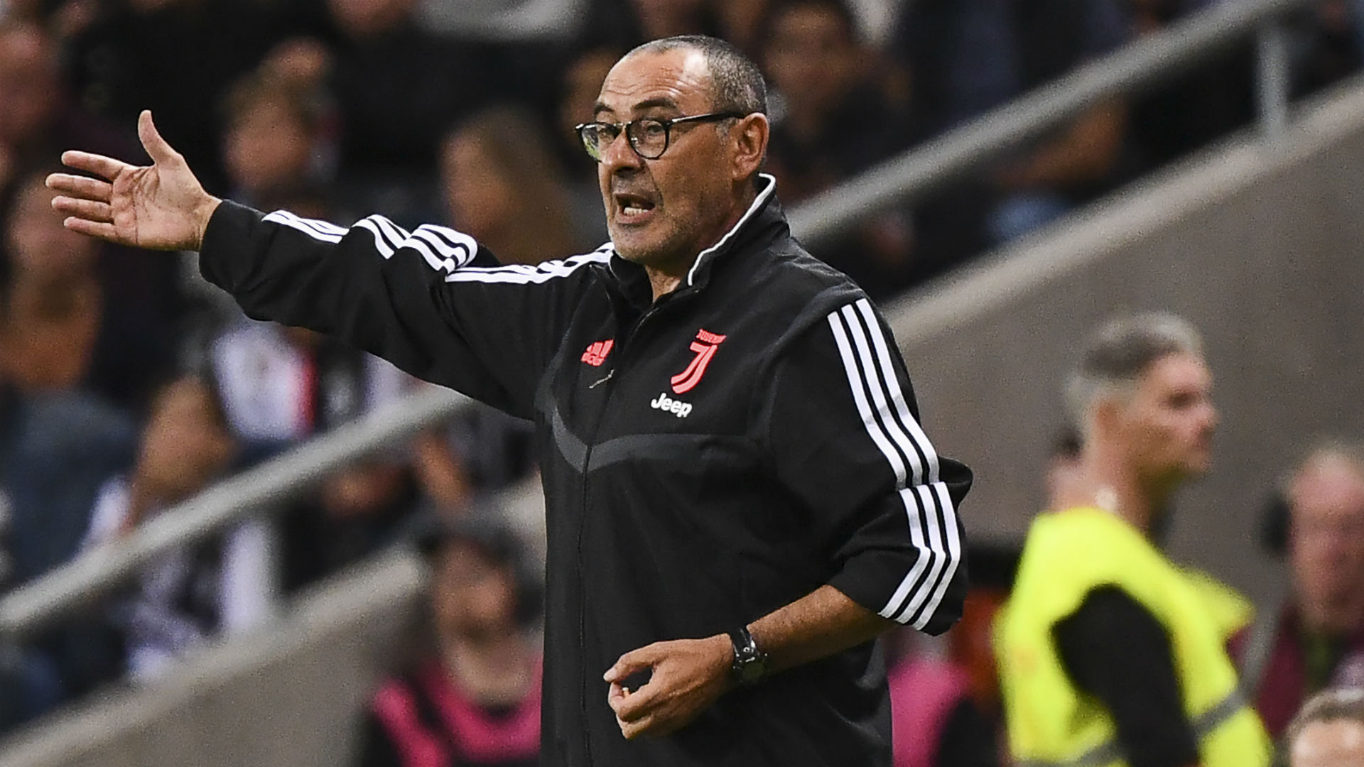 Juventus must cope with 'illogical phobia' in Champions League - Sarri