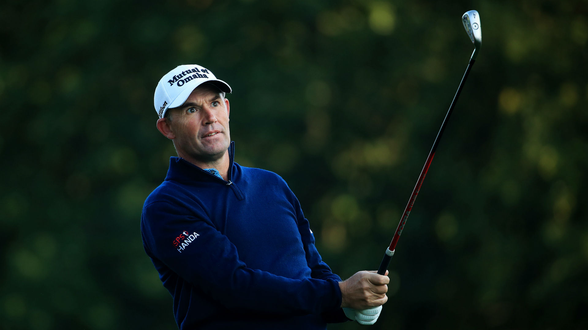 Ryder Cup 2020: Harrington names Karlsson as first vice-captain