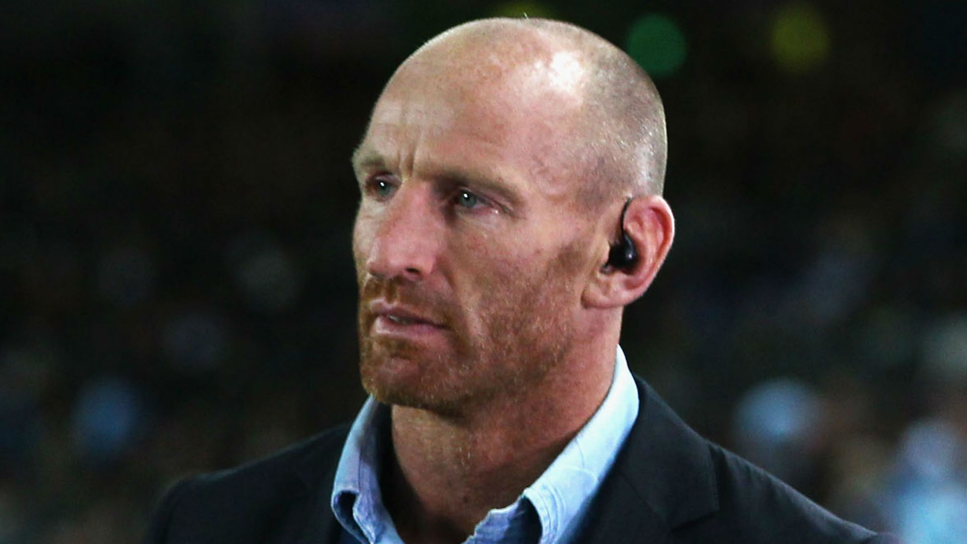 Wales rugby great Gareth Thomas reveals he's HIV positive