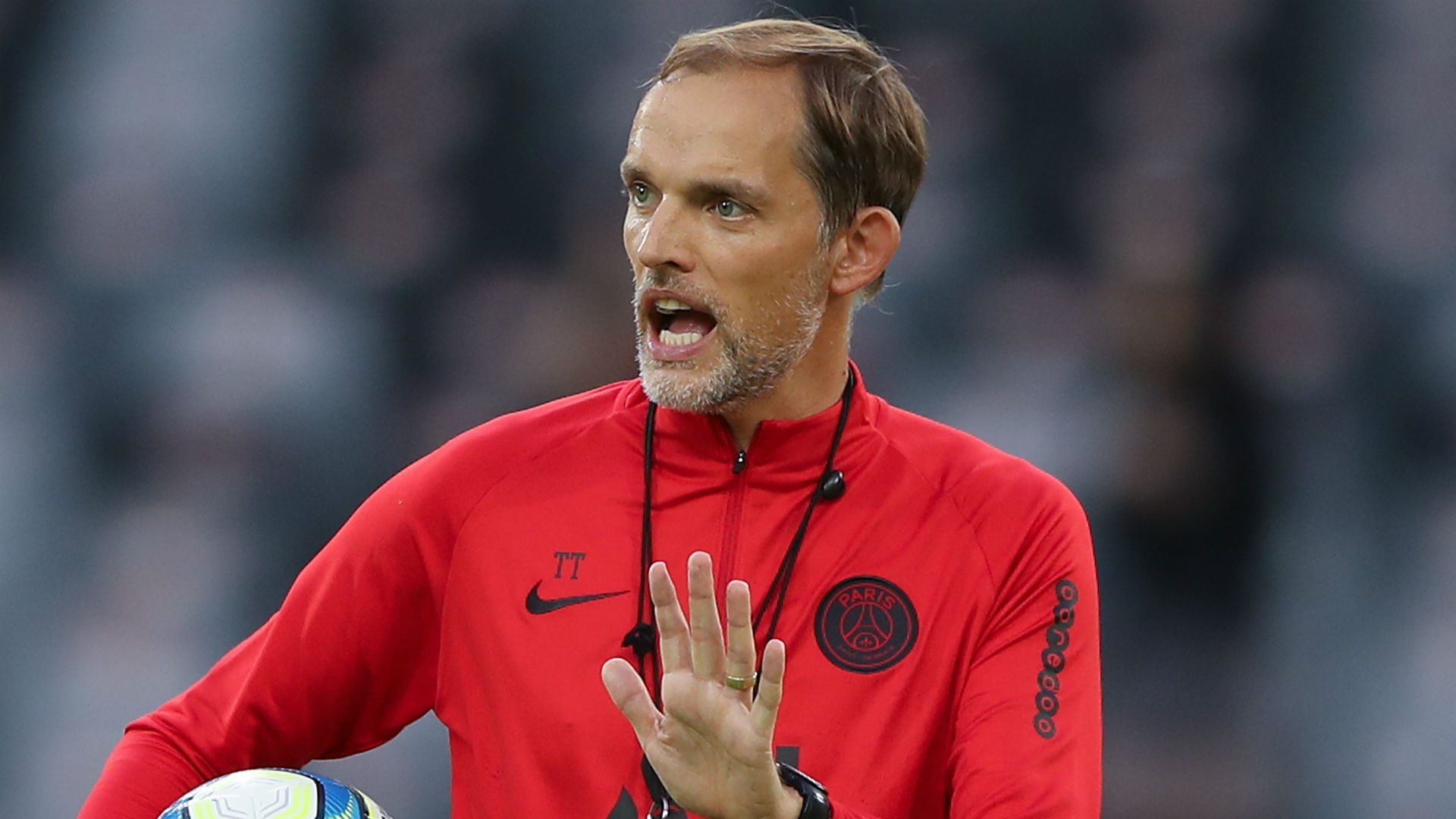 Tuchel wants aggressive Paris Saint-Germain against Real Madrid