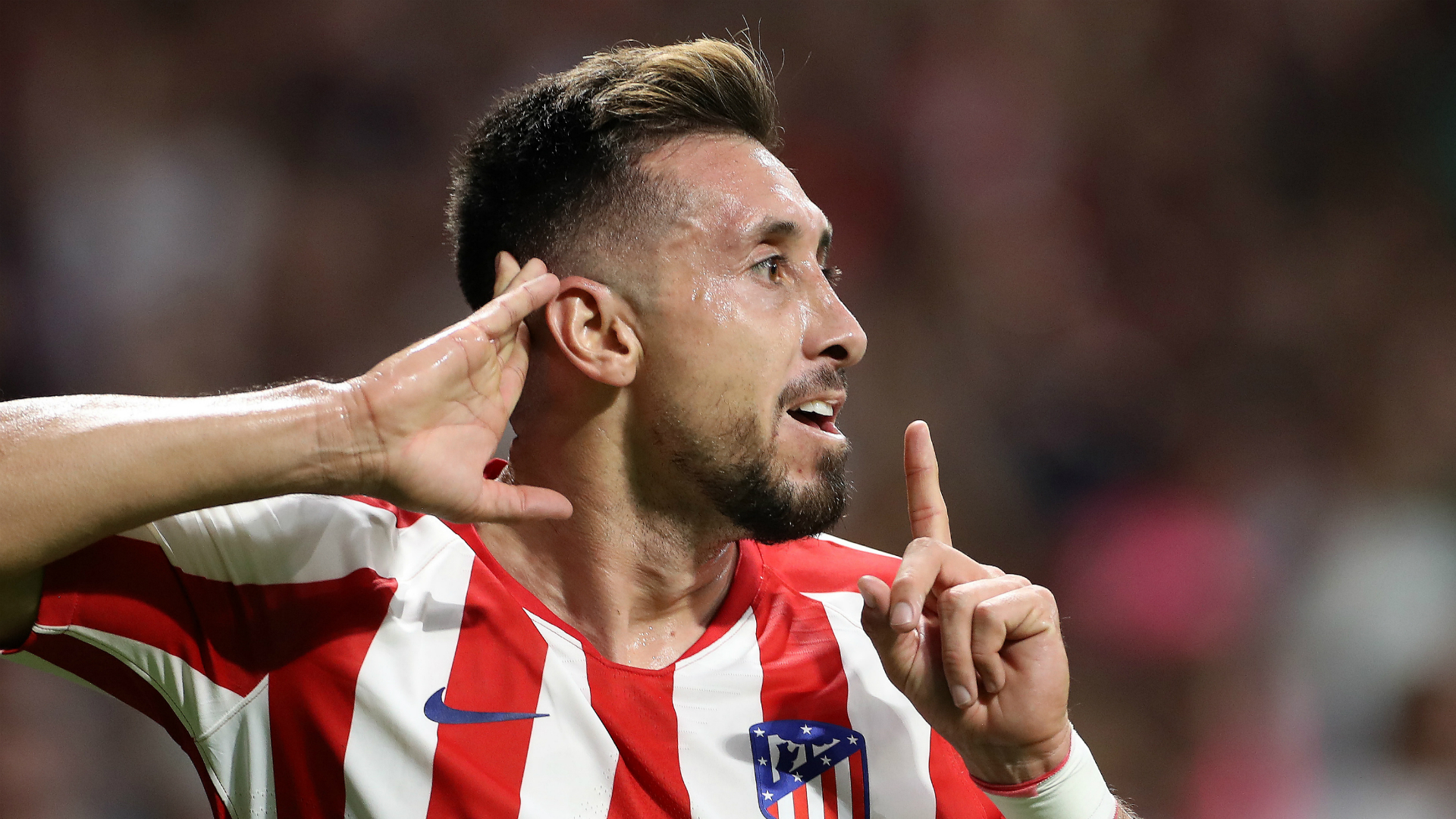Atletico Madrid 2-2 Juventus: Late Herrera header earns Group D draw