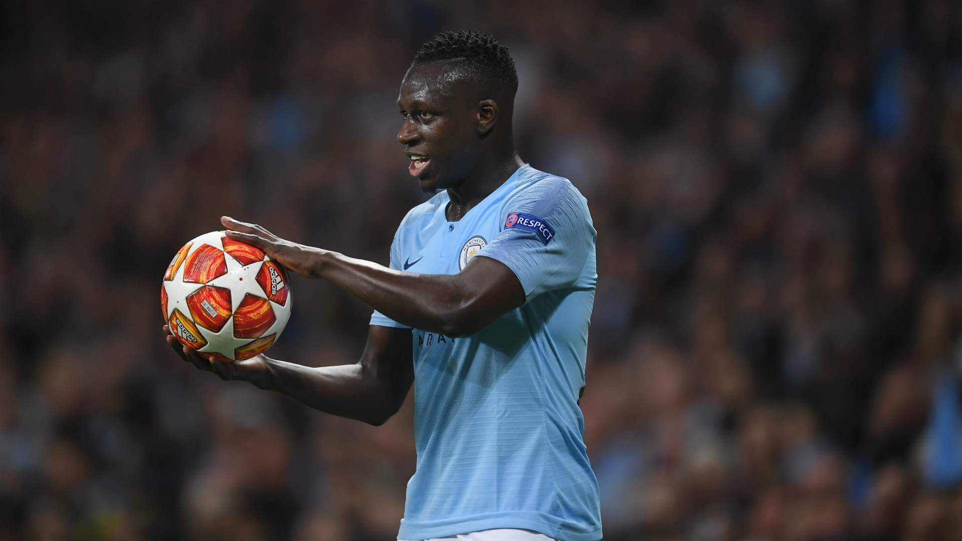 Gundogan hails Mendy's return from injury as 'a big boost' for Manchester City