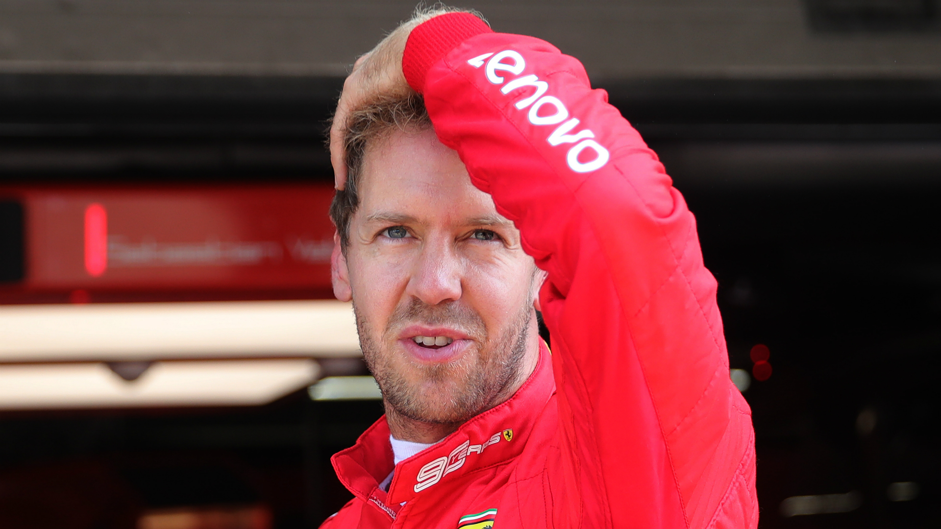 Vettel 'one race away' from turning season around - Ricciardo