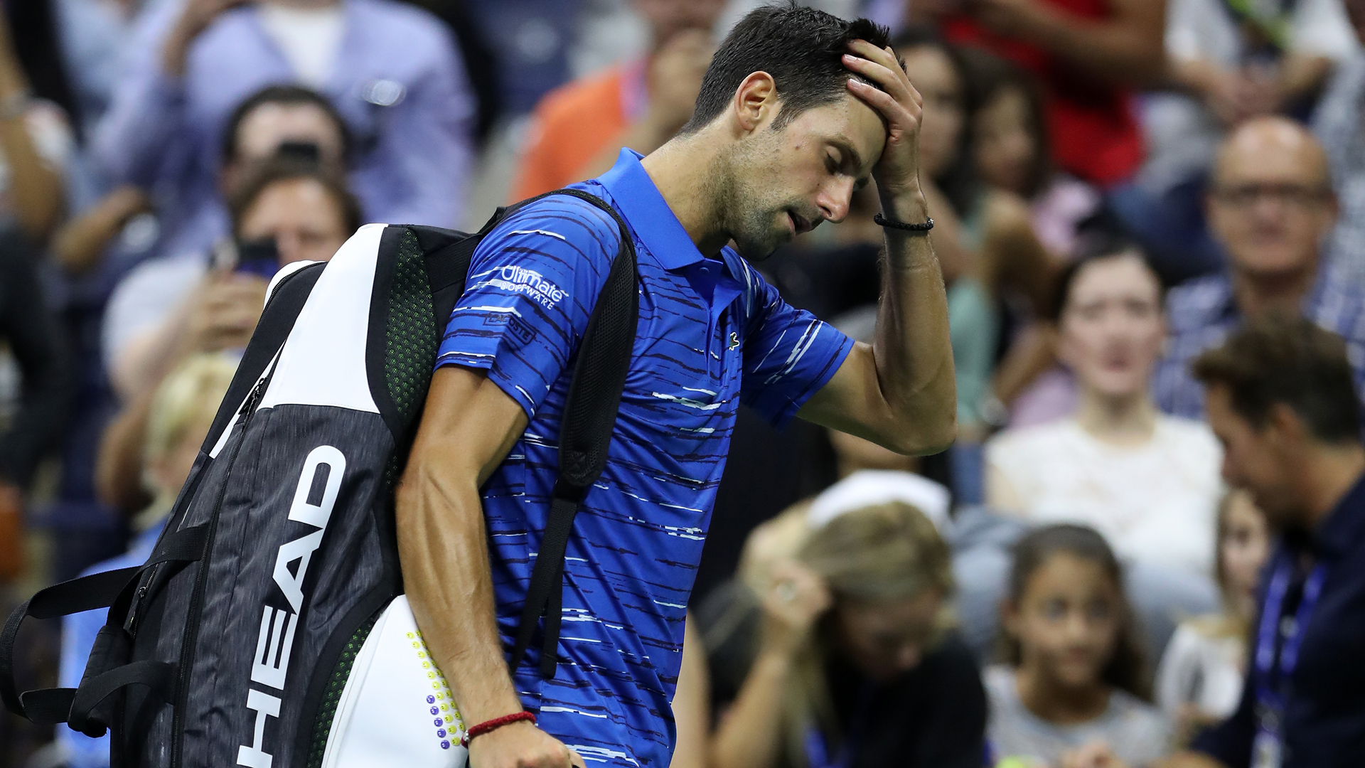 US Open 2019: Djokovic retires from Wawrinka clash, Federer