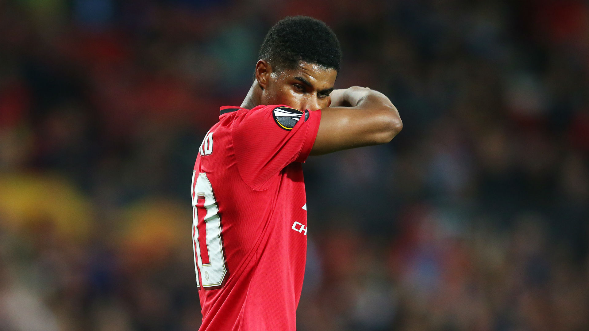 Rashford still learning - Solskjaer backs shot-shy striker
