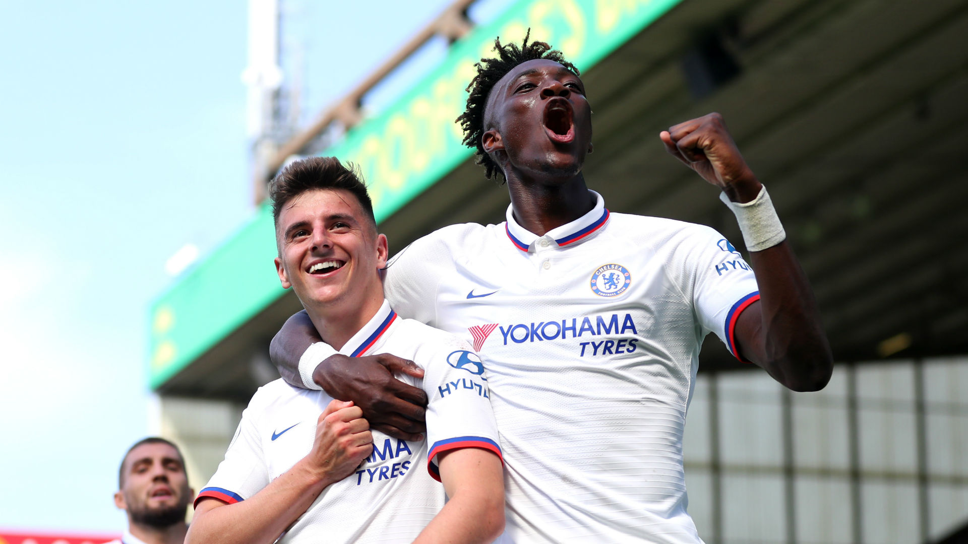Abraham and Mount are £60million players - Klopp marvels at Chelsea youngsters