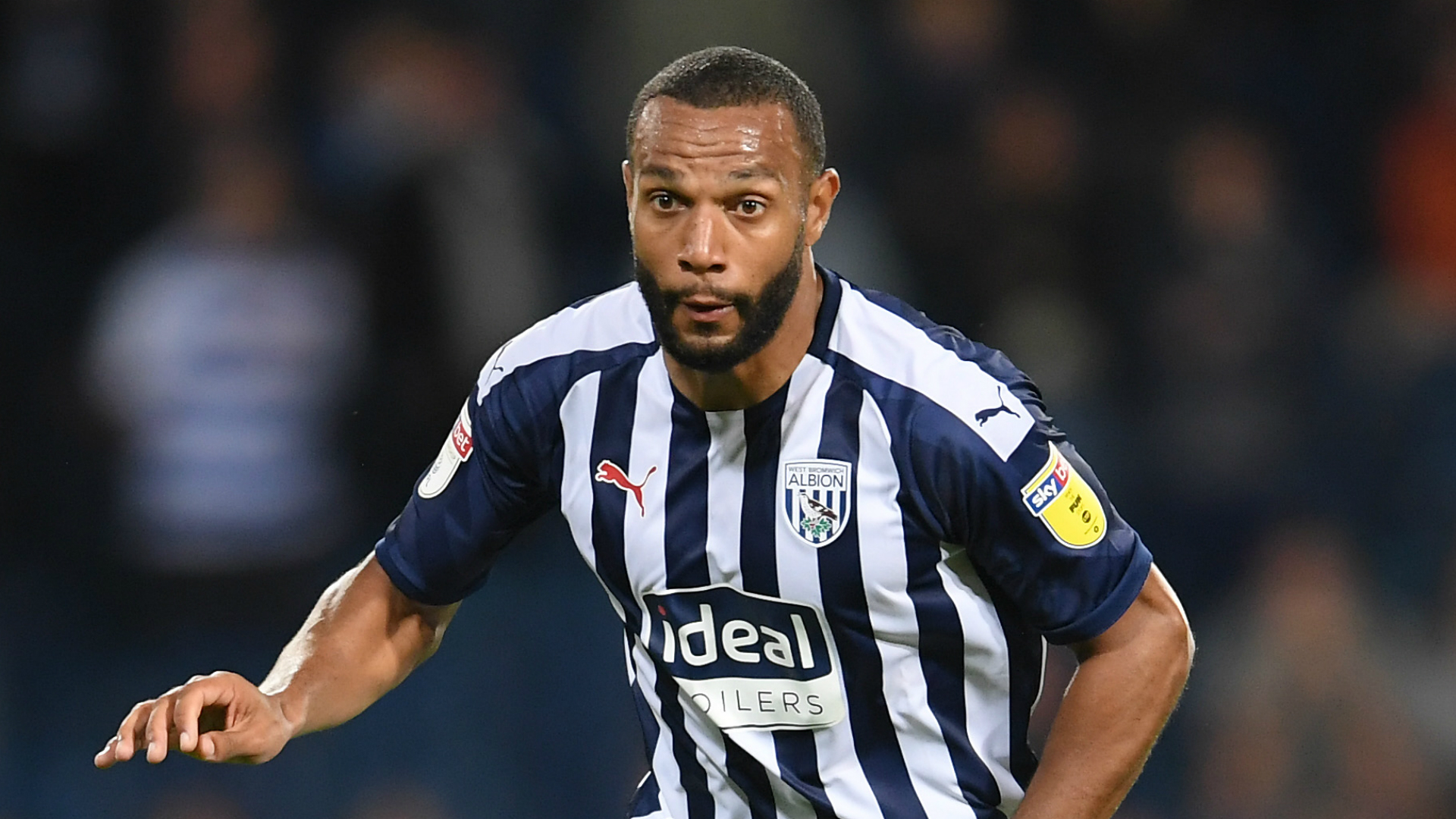 West Brom 4-2 Huddersfield Town: Phillips at the double for fast-finishing Baggies