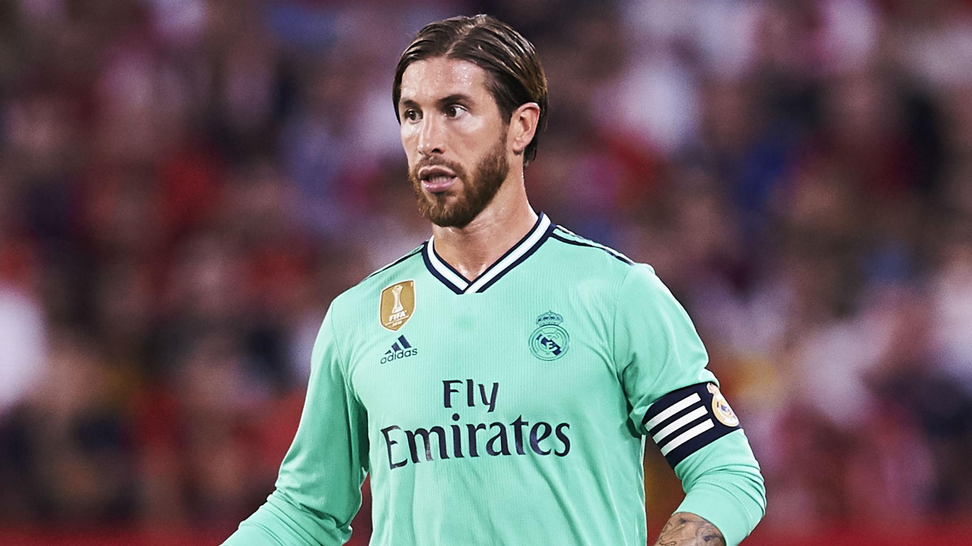 Madrid always 'angry' to win - Sergio Ramos