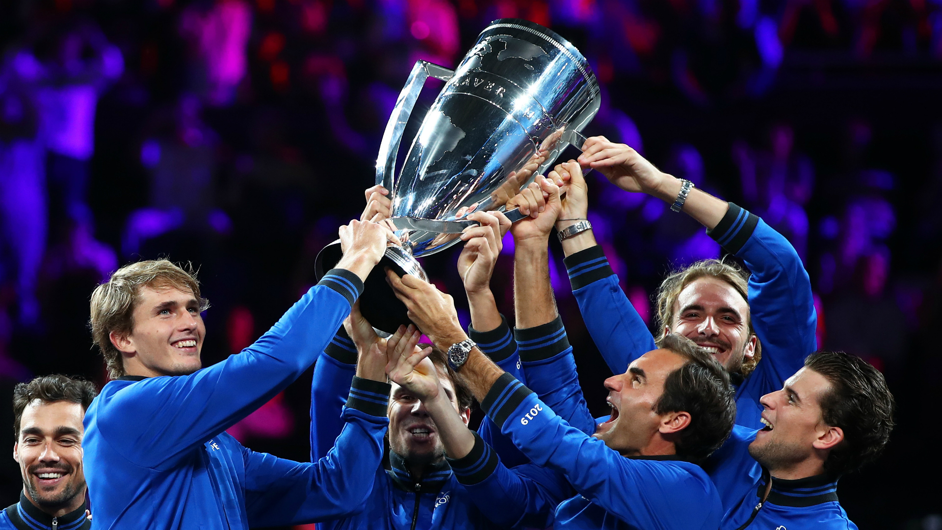 Borg's Team Europe triumph at Laver Cup as Zverev clinches victory