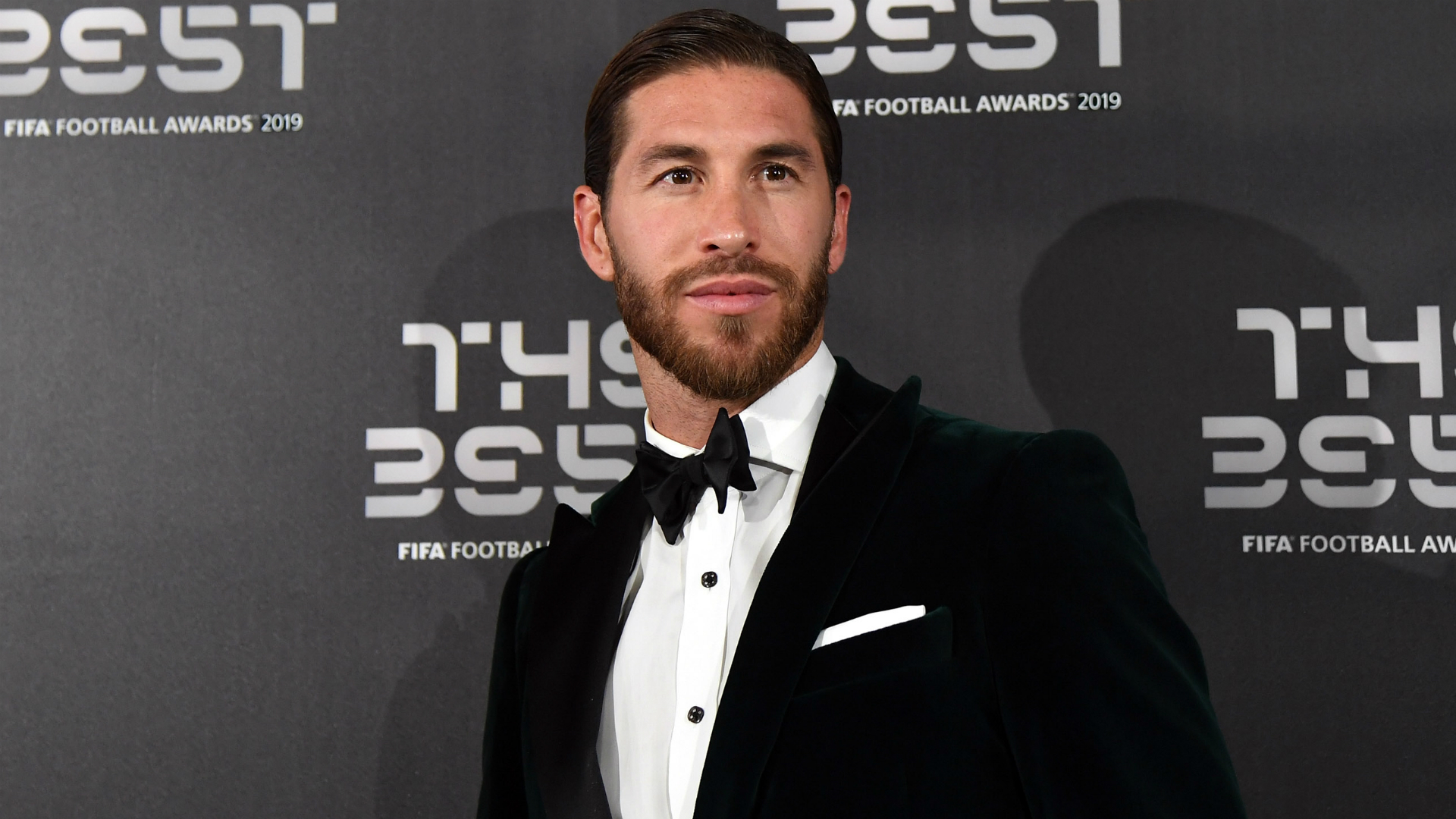 Ramos: I'd have played tennis if I wanted individual trophies