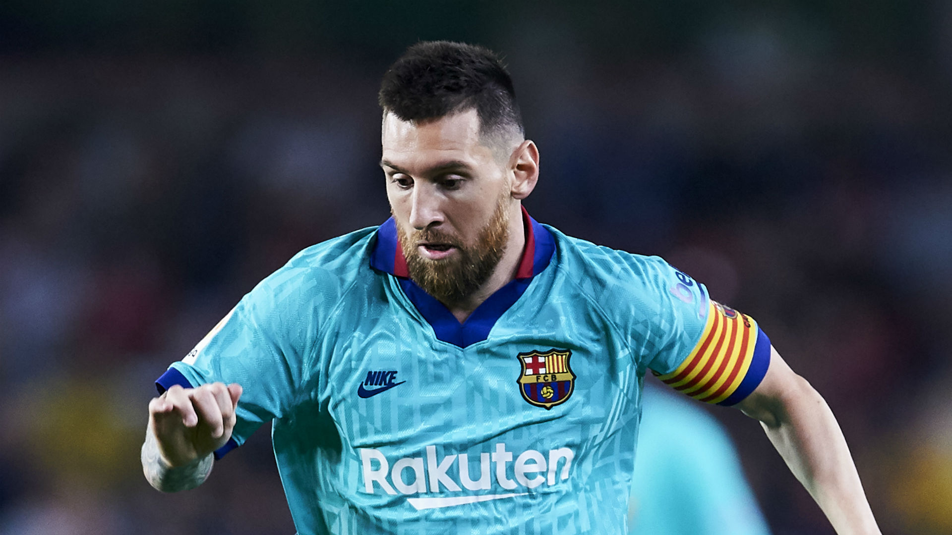 Messi will be the best as long as he wants - Scaloni