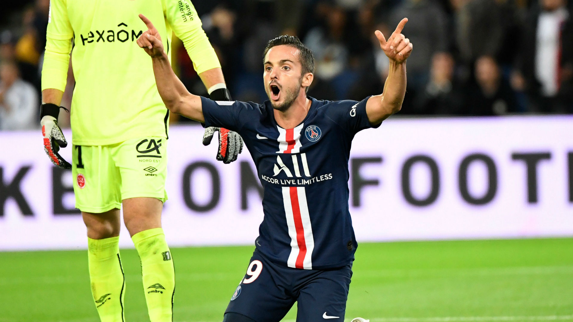 Sarabia: Tuchel tinkering no excuse for PSG's defeat to Reims
