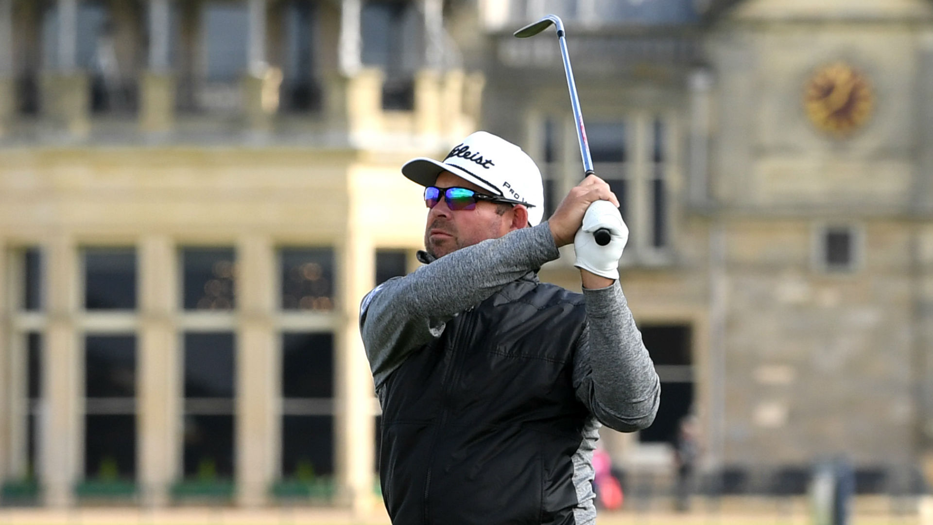 Walters cards nine under at St Andrews to hit the front in Alfred Dunhill Links Championship