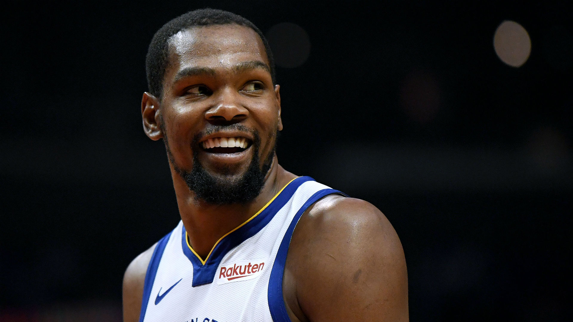 Durant 'didn't really think about' Warriors when signing for Nets