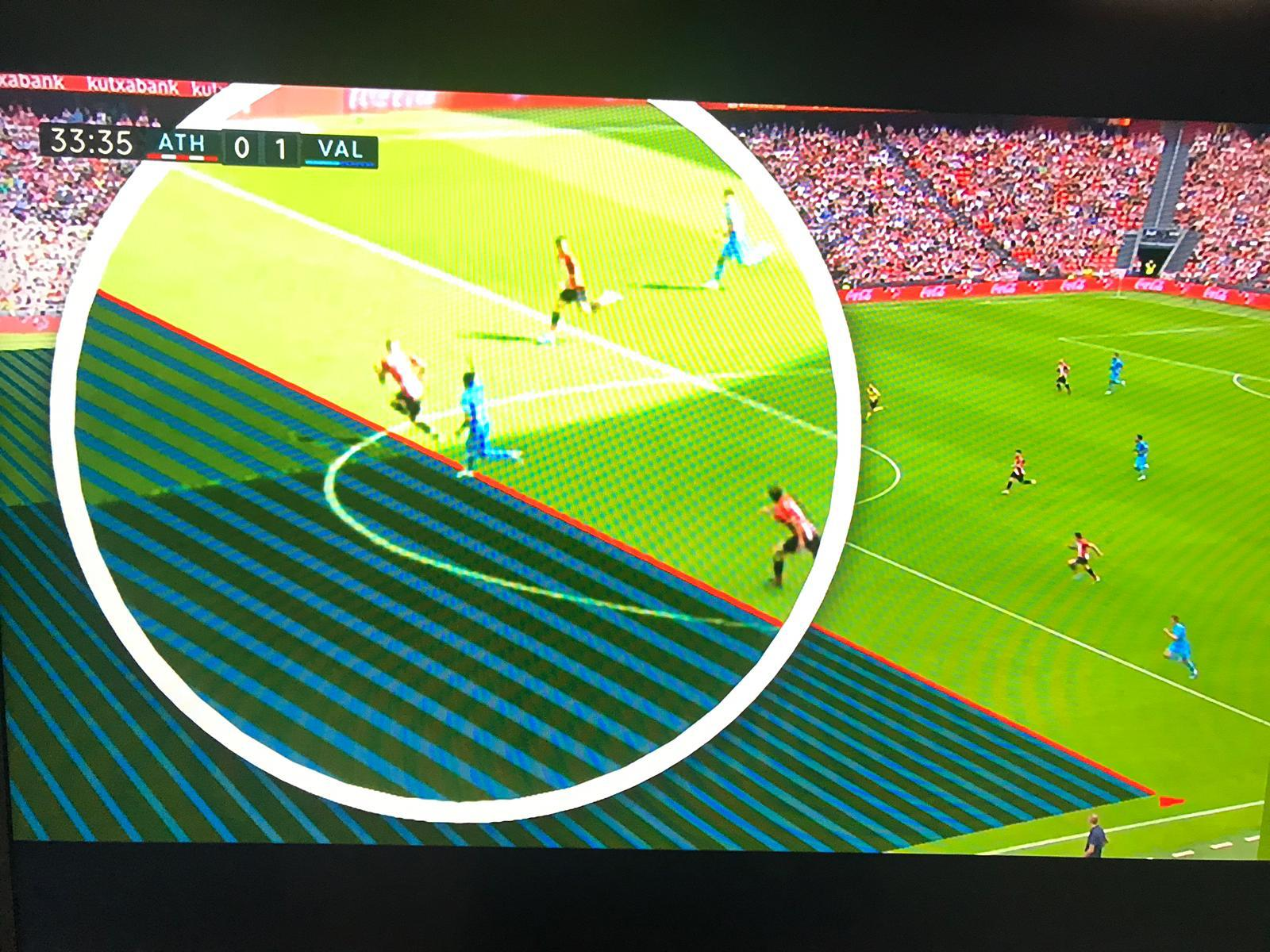 Spanish FA accuses TV producer of manipulating images in Athletic Bilbao-Valencia match