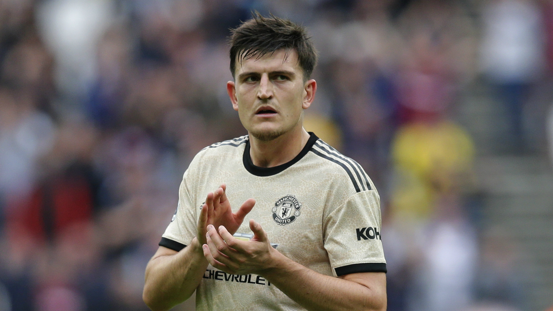 Maguire keen to take on added responsibility at Manchester United