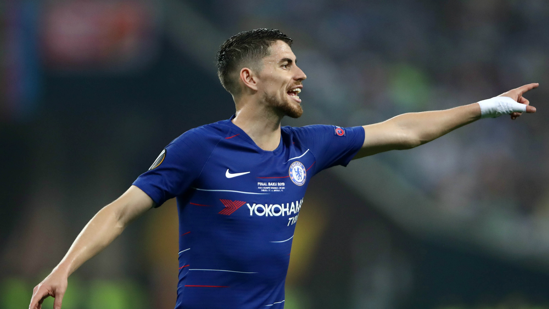'Leader' Jorginho has replaced Barkley as penalty taker, Lampard confirms