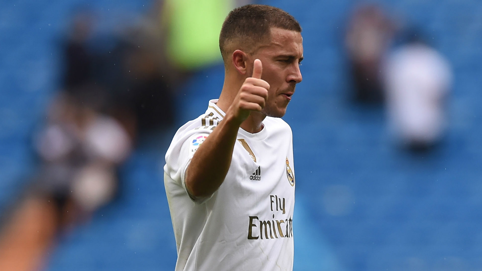 Hazard's slow start reminds unconcerned Zidane of his Real Madrid introduction