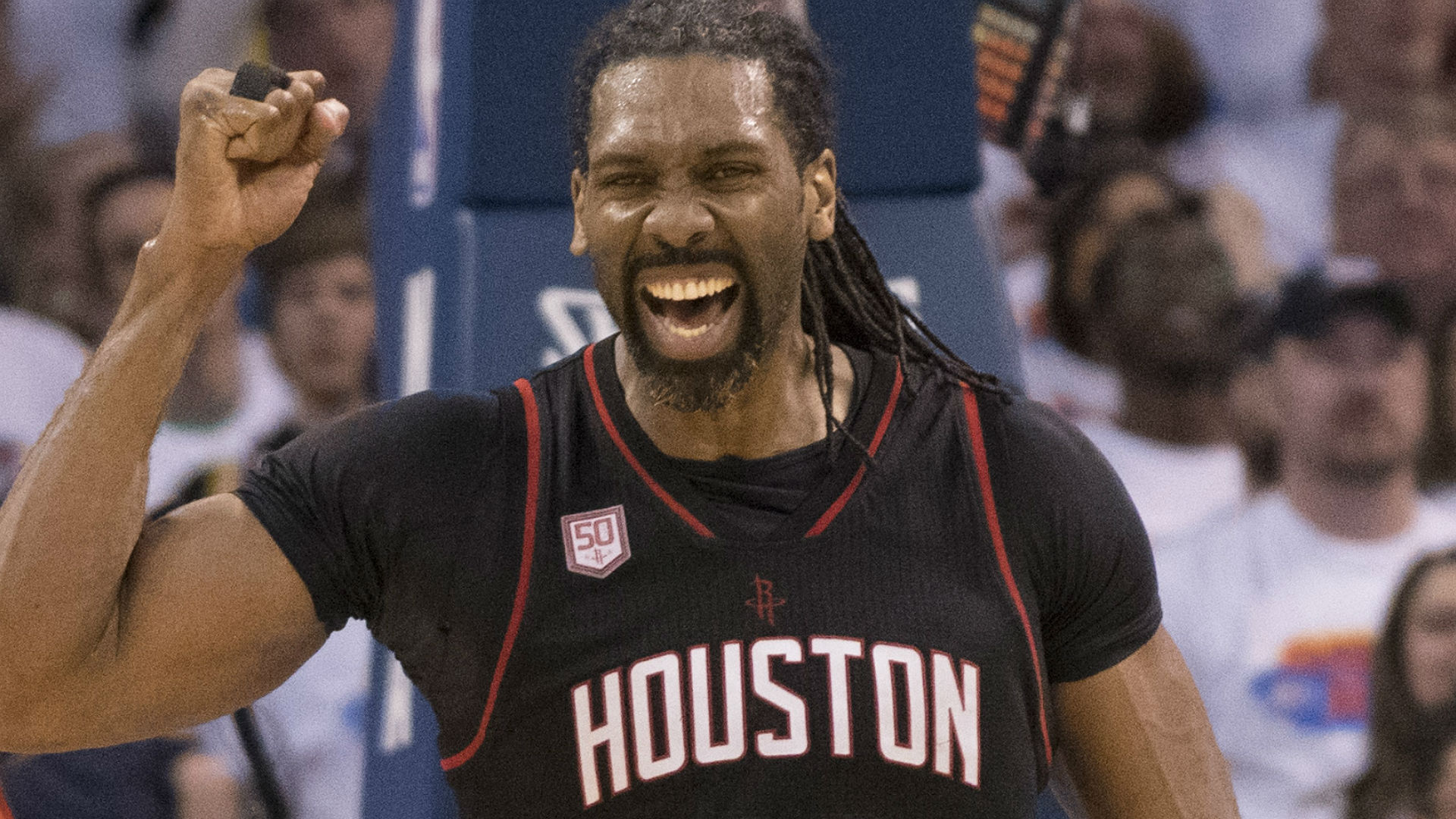 Nene planning to re-sign with Rockets, report says