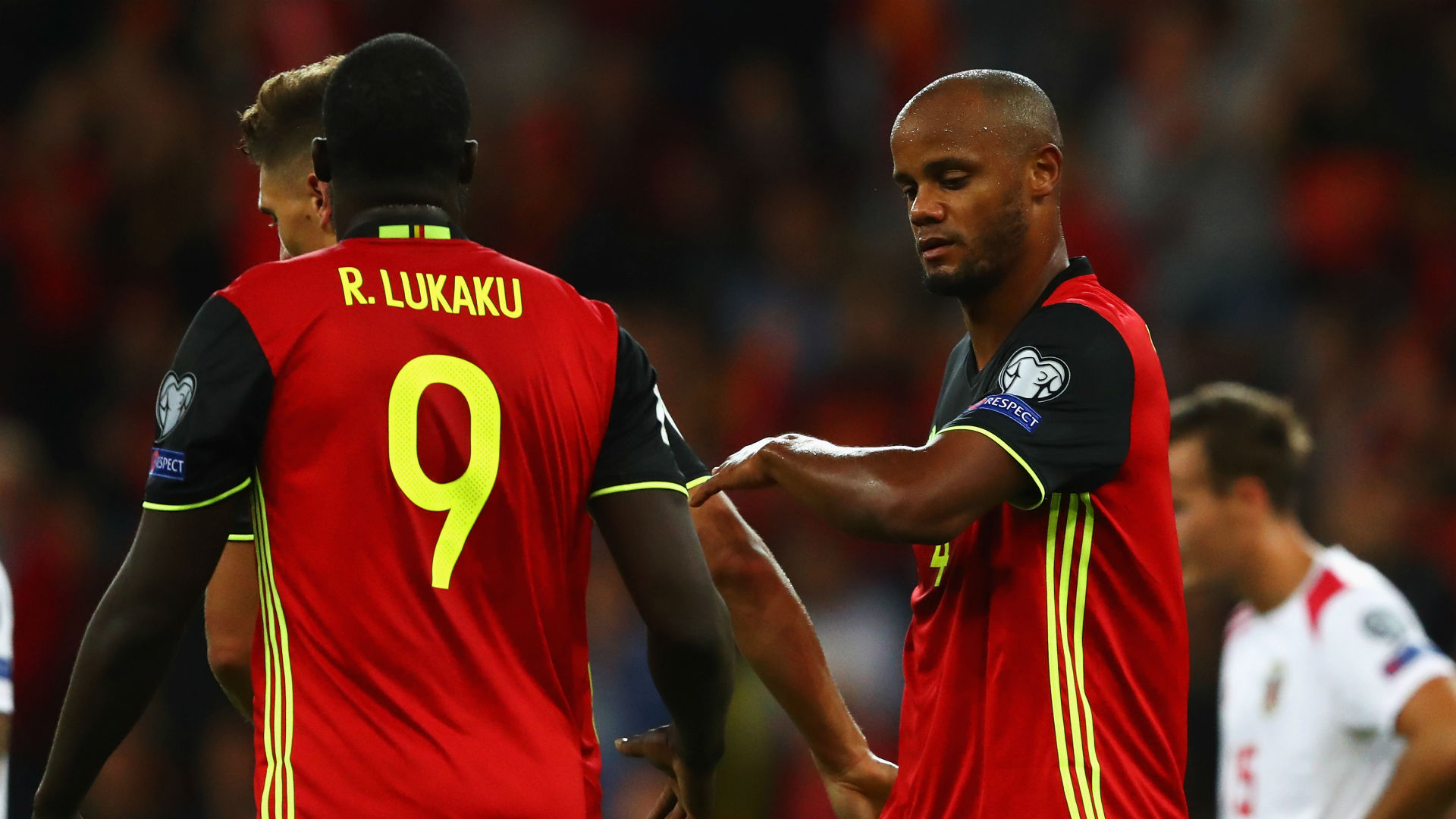 Kompany urges diverse football governance to tackle racism