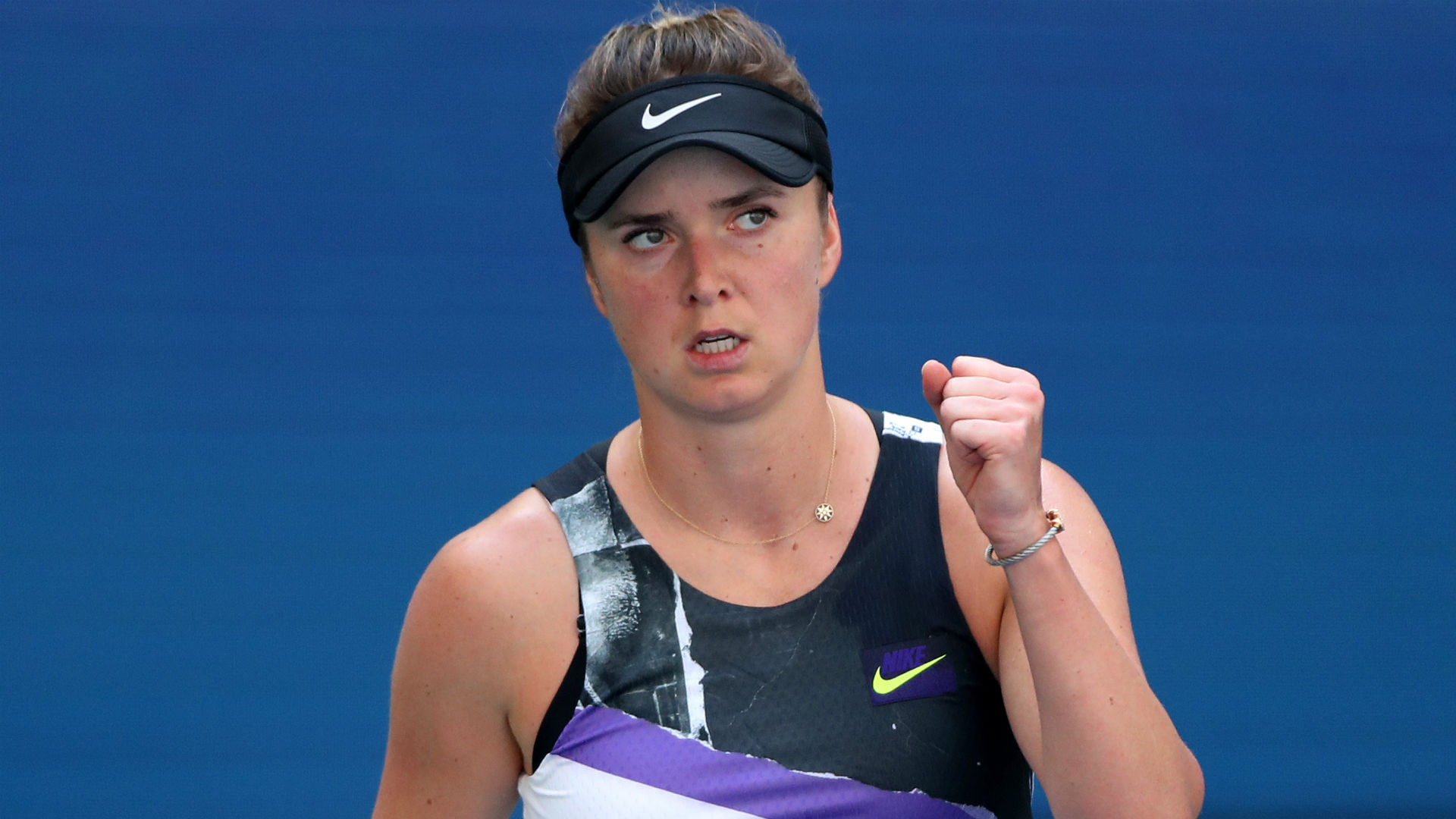 US Open 2019: Svitolina sees off Konta to reach maiden New York semi-final