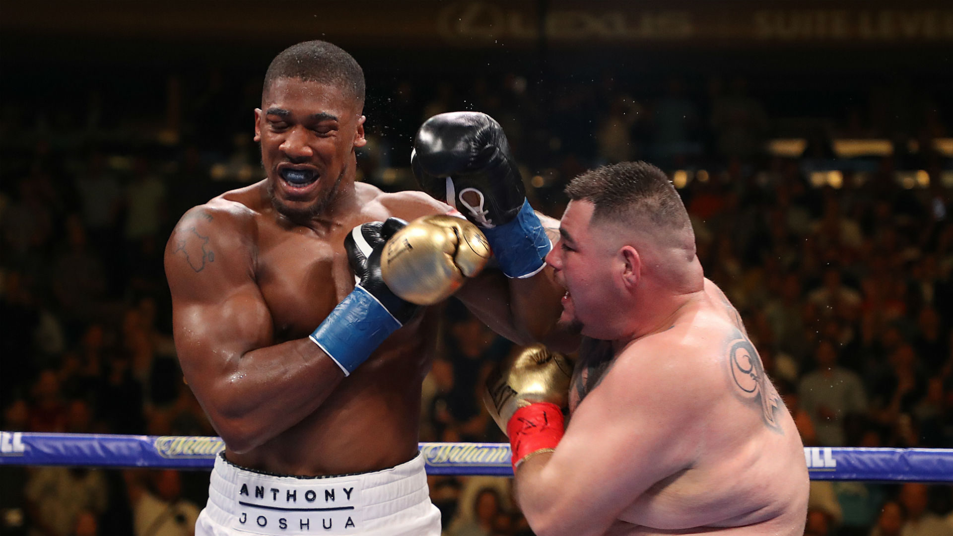 I don't want 15 minutes of fame - Ruiz plans long reign ahead of Joshua rematch