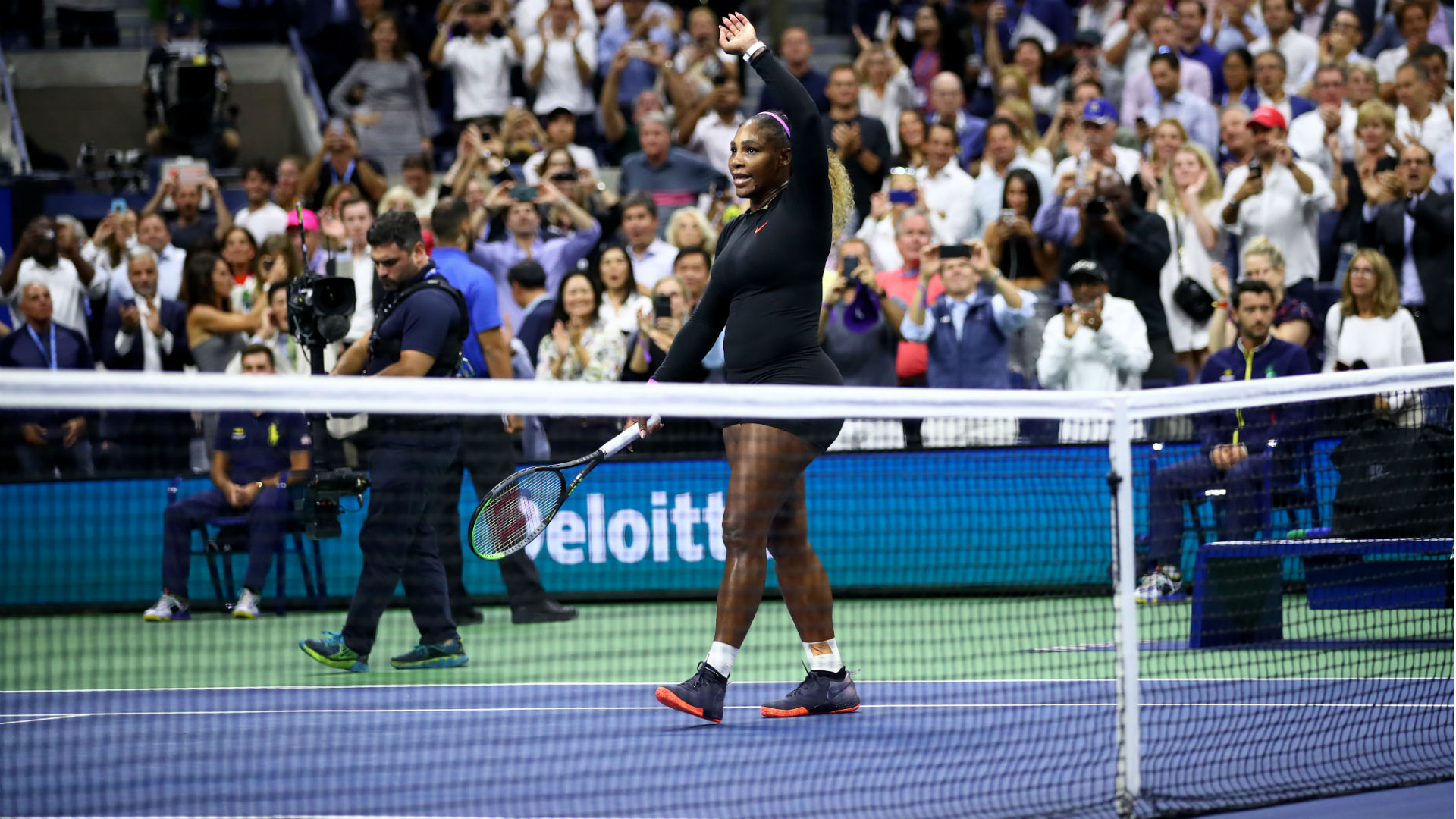 US Open 2019 Diary: A royal occasion as Serena surges into final