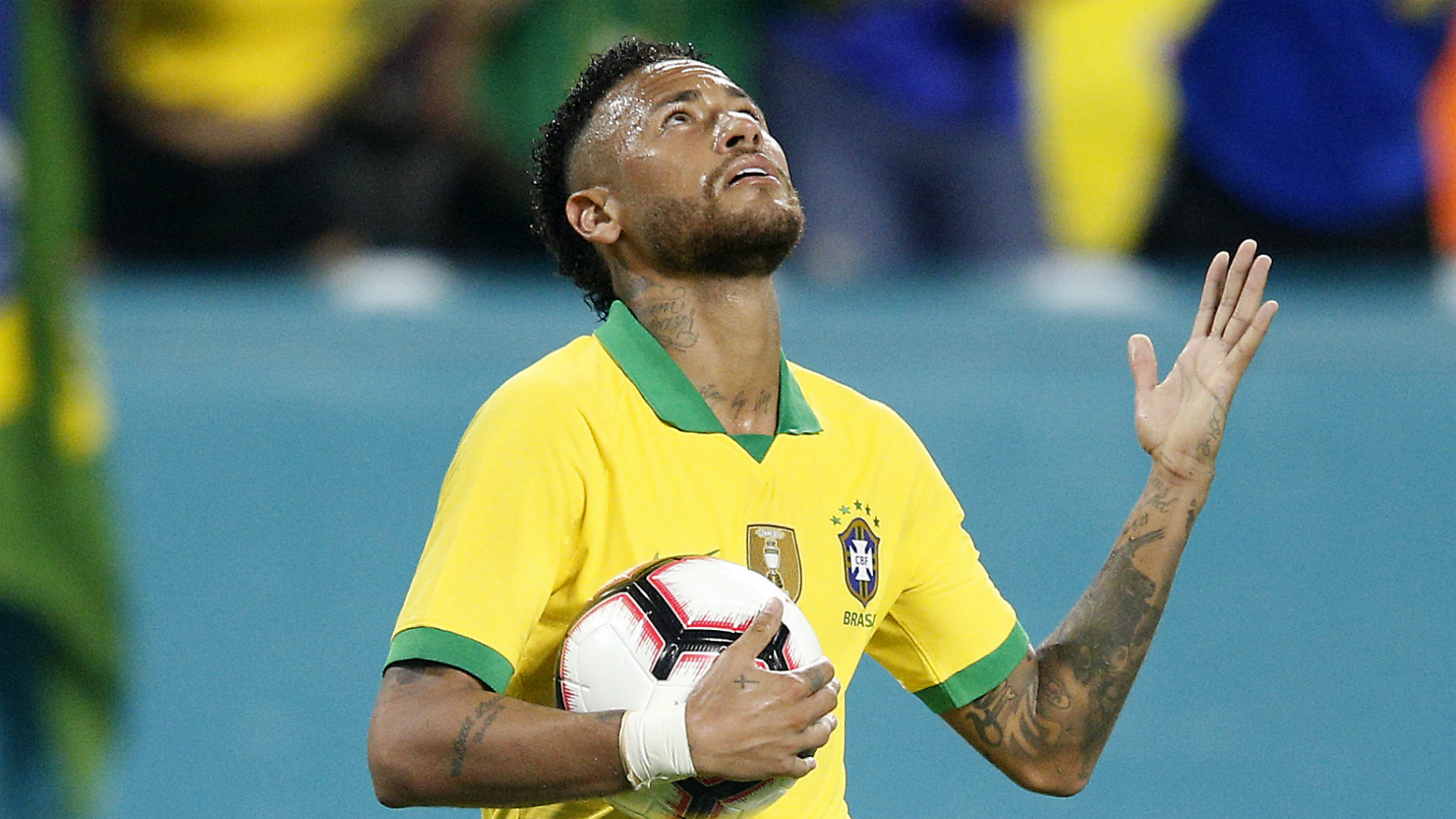 Neymar performance a surprise to Brazil coach Tite
