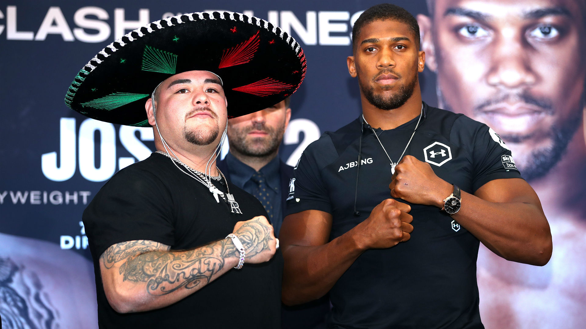 Until the beef is 100 per cent cooked, don't take it out of the oven - Joshua to be patient in Ruiz rematch