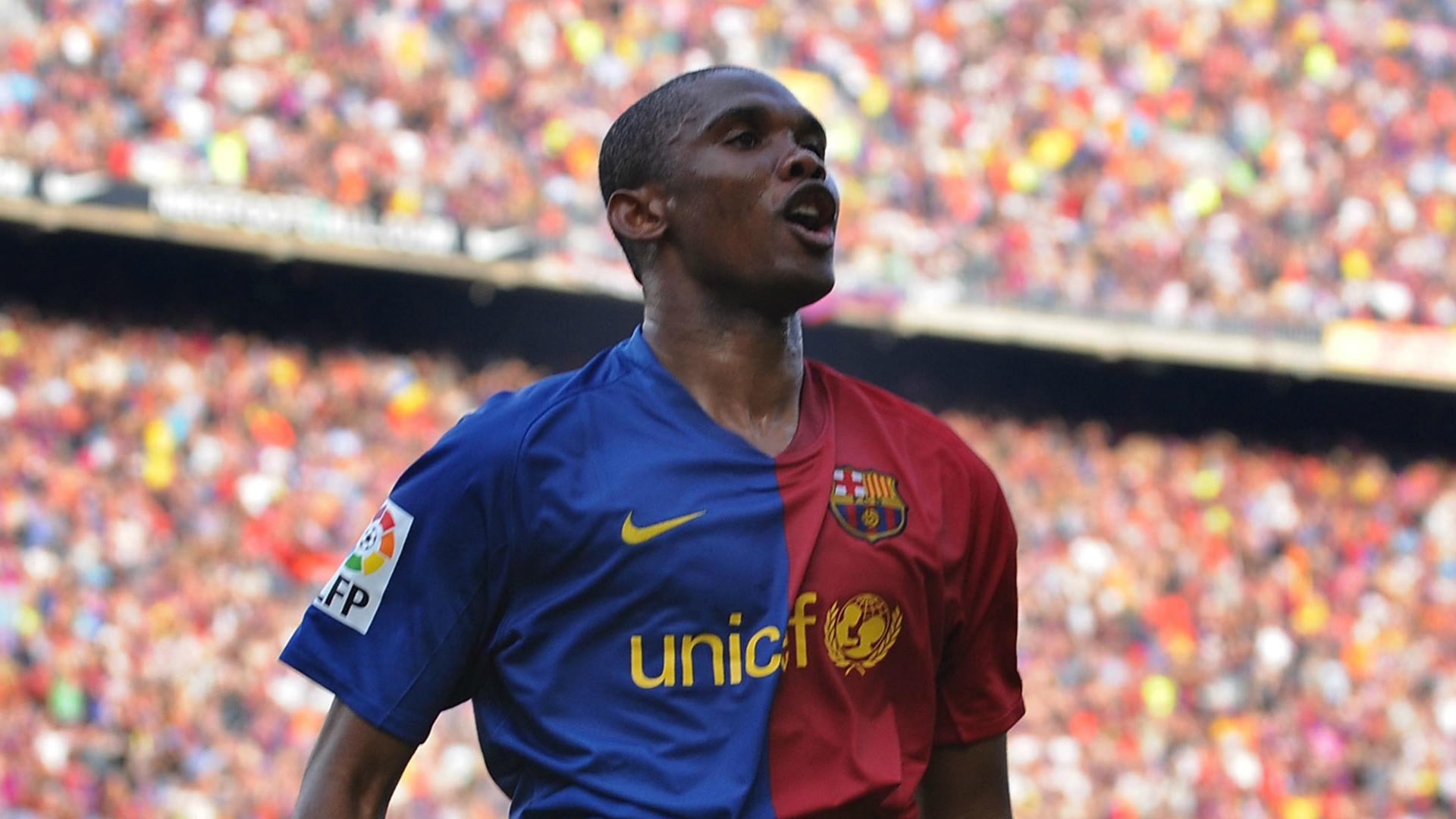 World football salutes Samuel Eto'o after striker retires