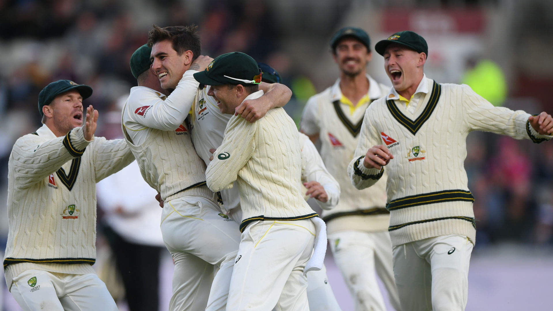 Ashes 2019 Australia Retain Ashes After Old Trafford