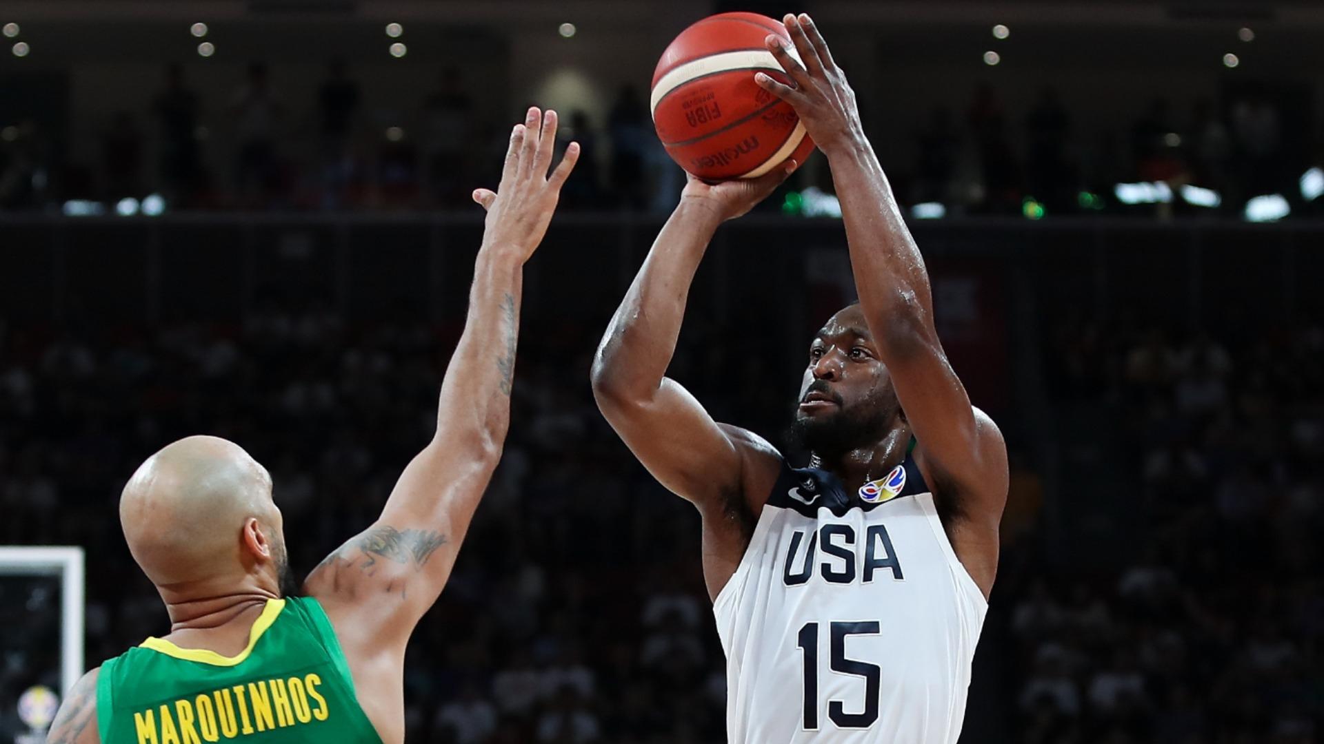 FIBA World Cup 2019: Team USA send Czech Republic through, champs face France next