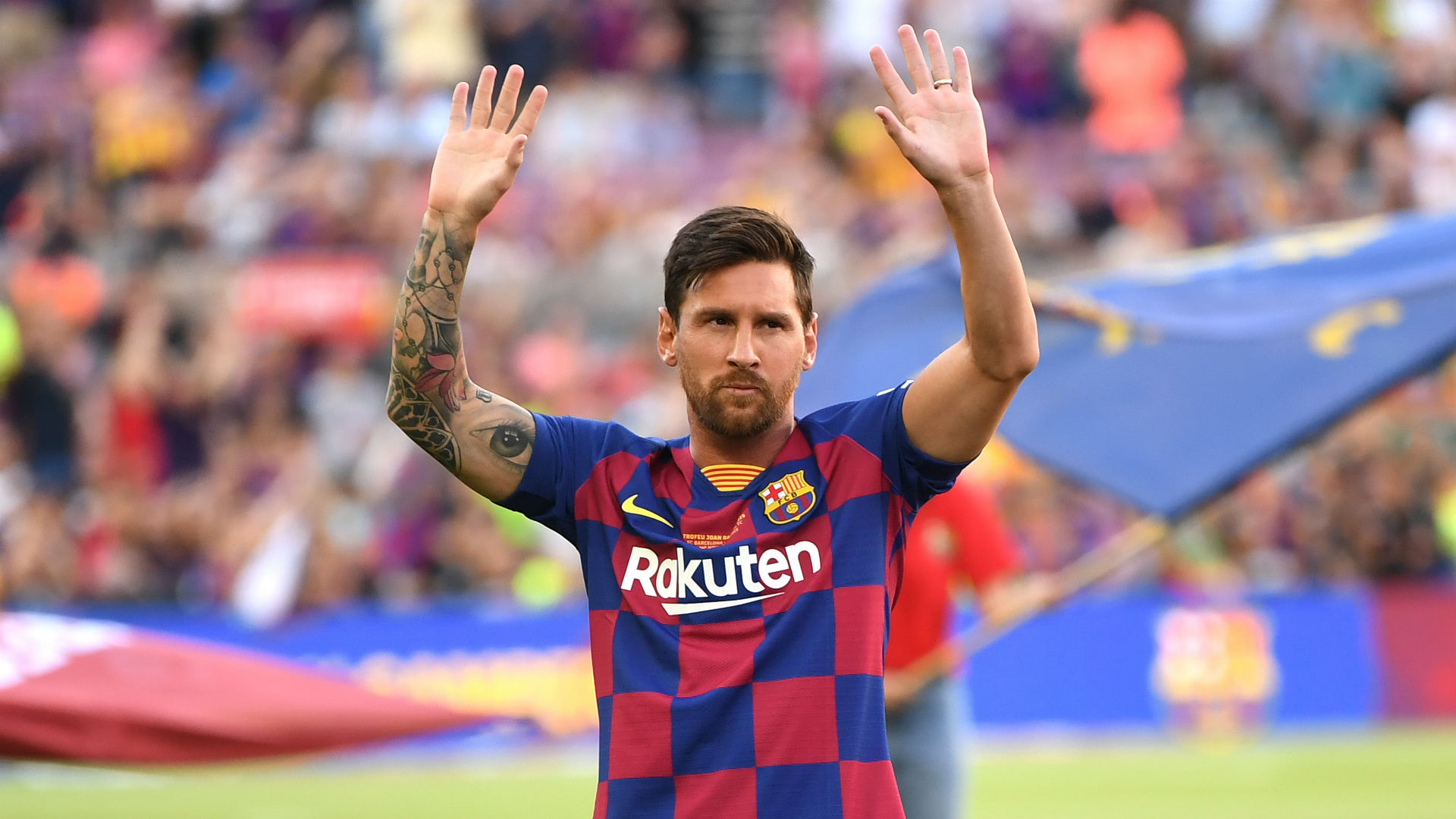 Rumour Has It: Messi considering MLS move