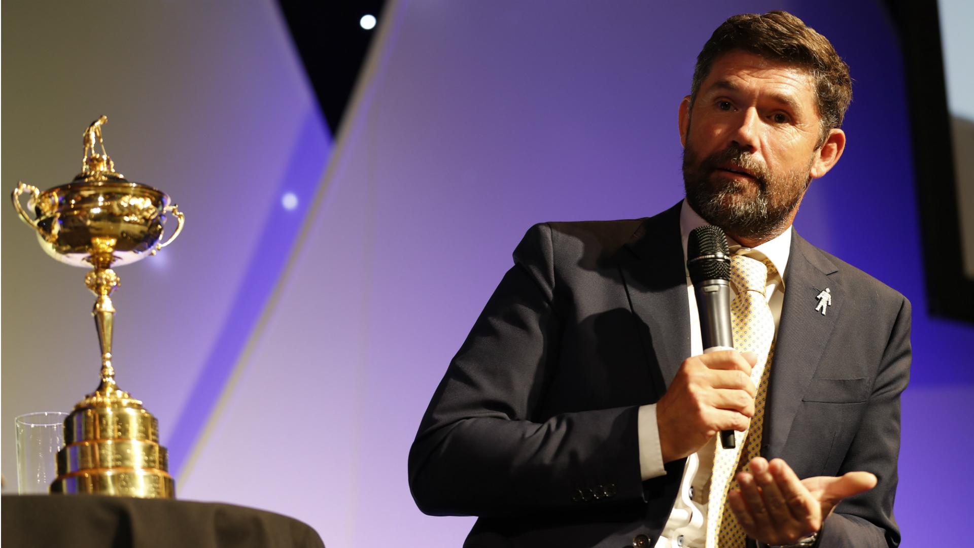 Coronavirus: Some European Tour players will be struggling financially, says Harrington