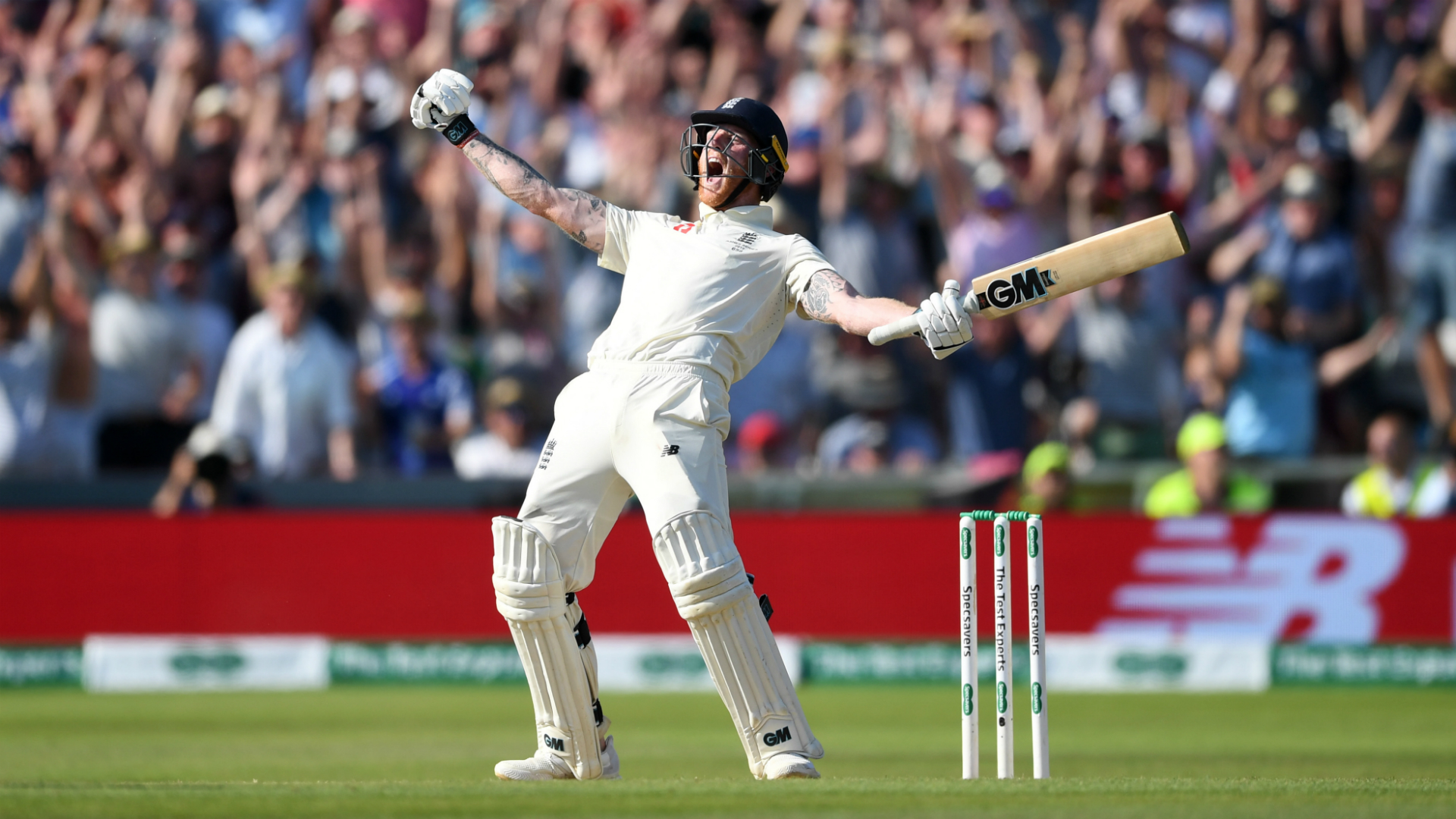 Stokes reflects on 'one of the great days' as he watches Headingley heroics again