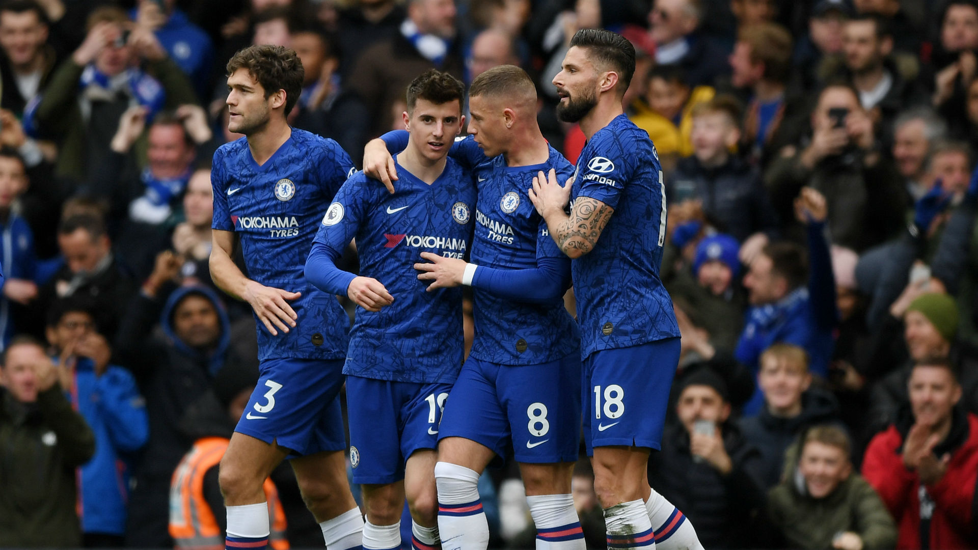 Lampard: I'd be a fool to say Chelsea will catch Liverpool and City very quickly
