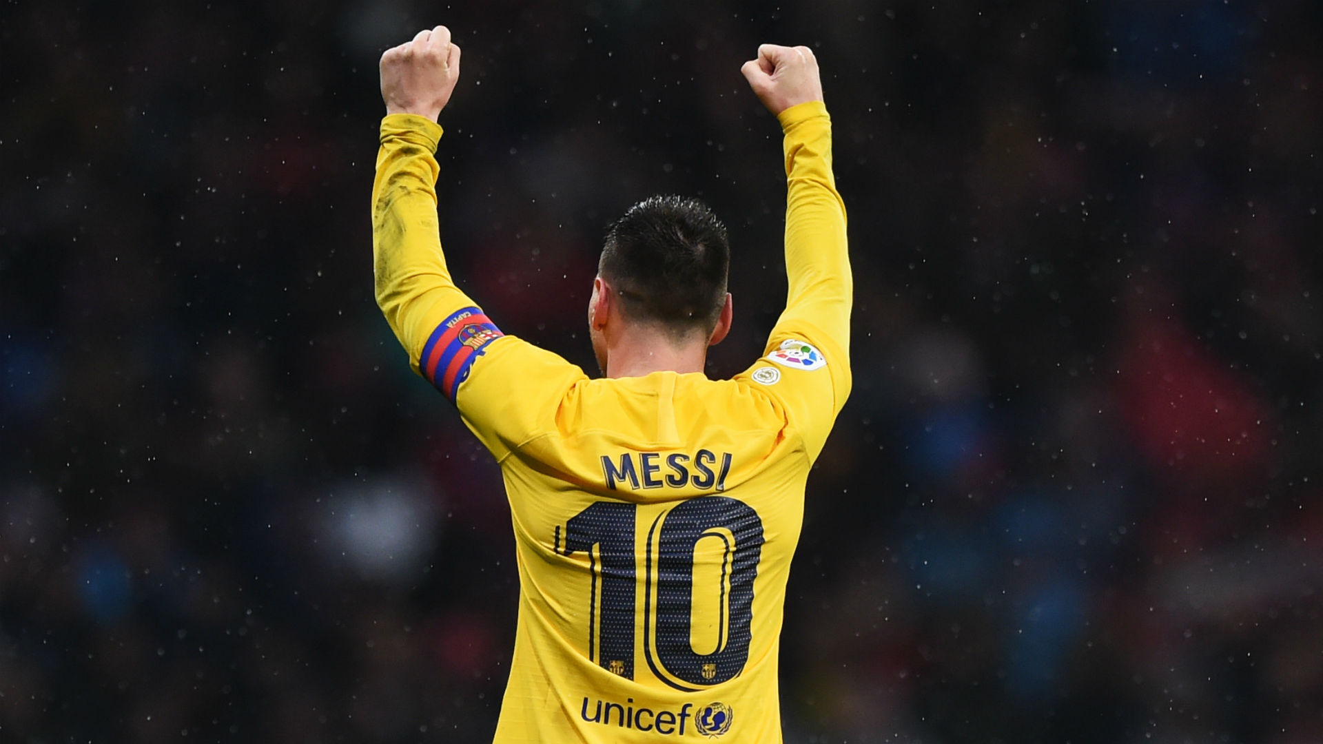 Messi will finish his career at Camp Nou, says Barca boss Setien