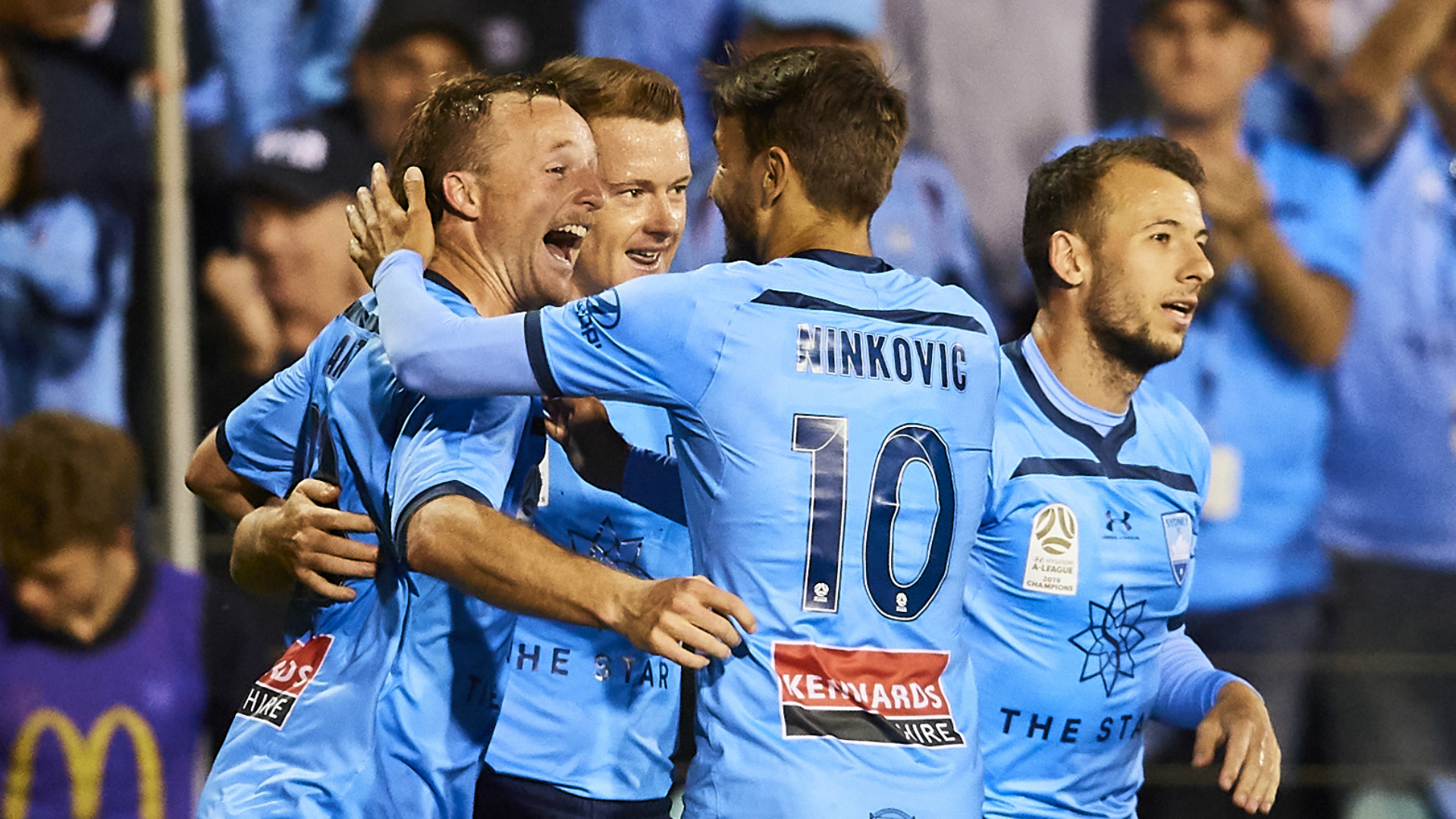 Sydney match record, Glory charge – Opta predicts rest of A-League regular season