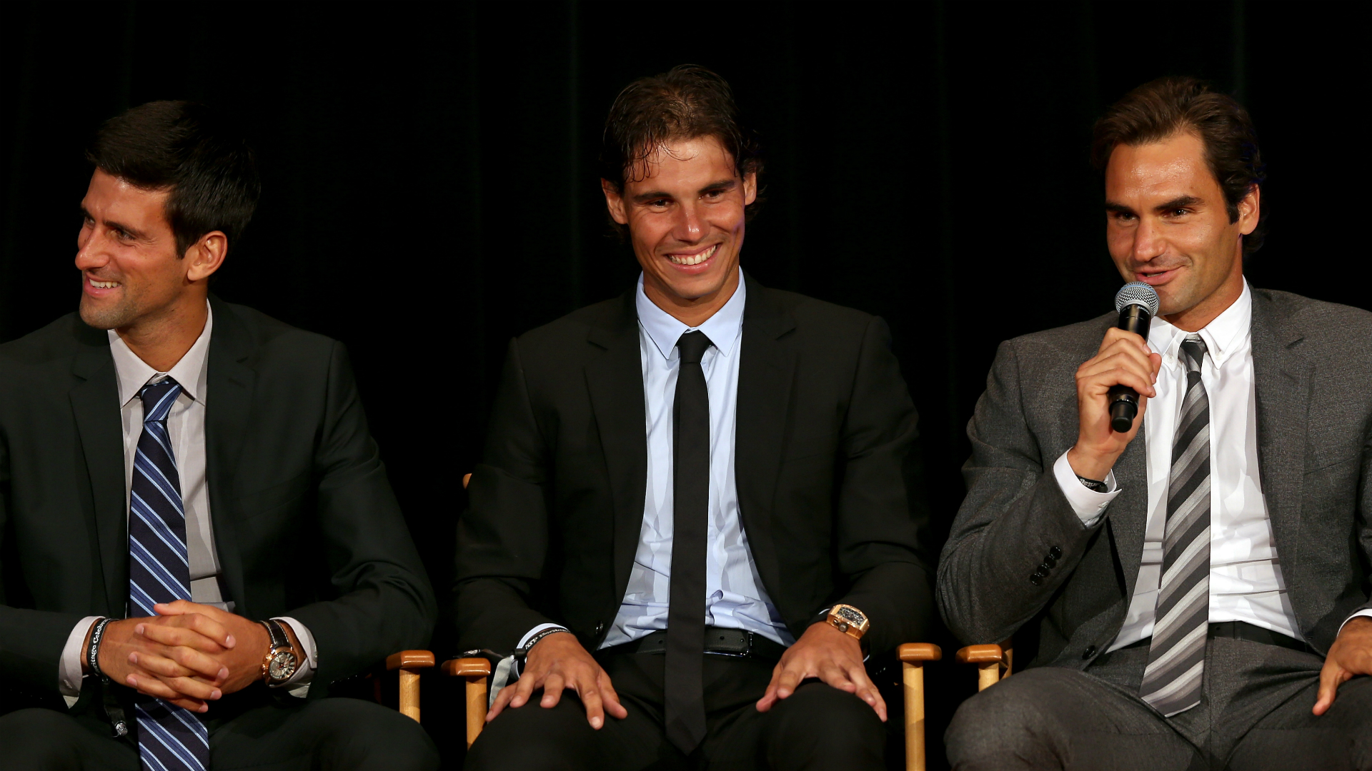 Murray says 'Big Three' are best ever - but he can't pick number one