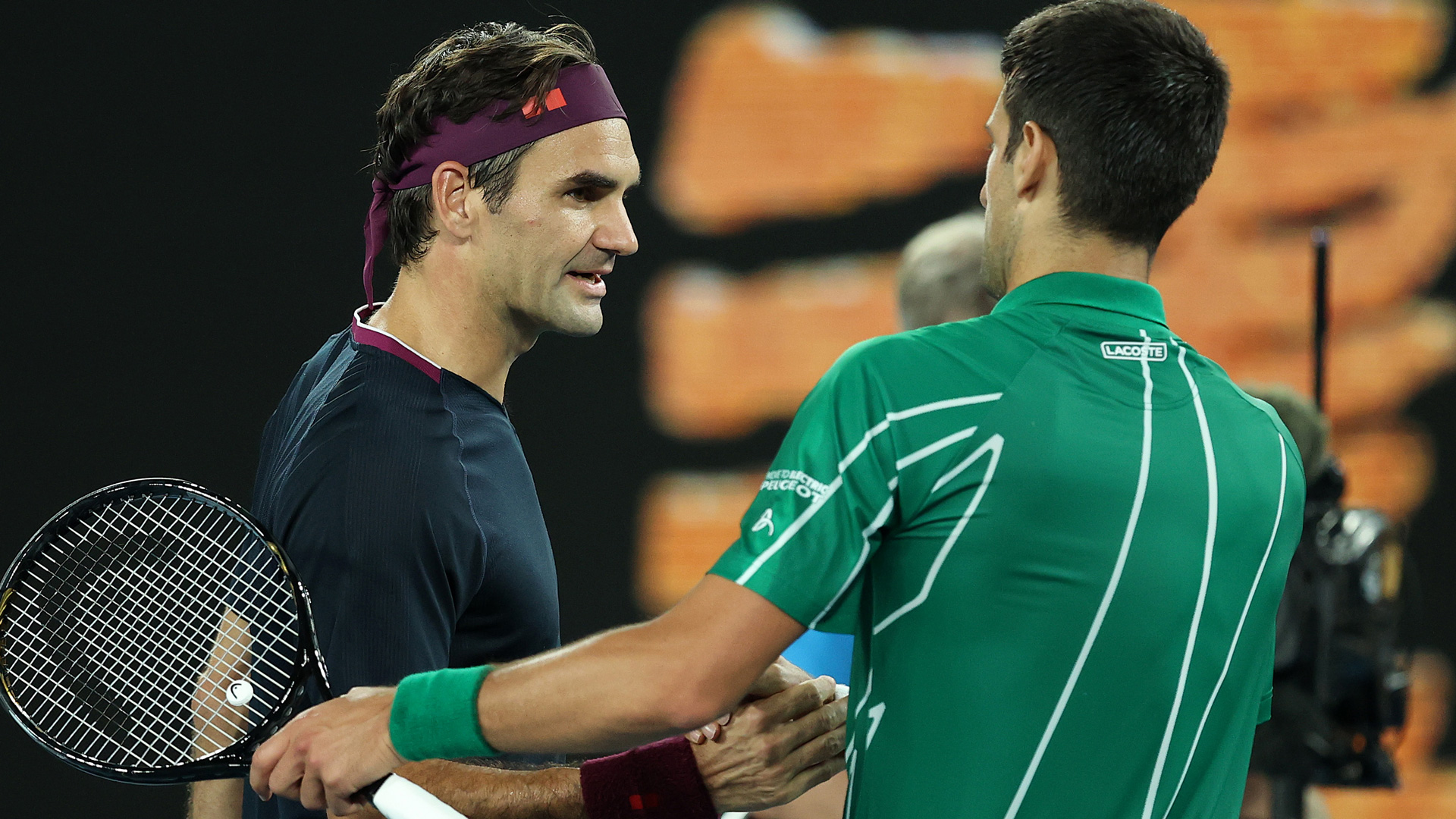 You can't have three good guys – Wawrinka and Djokovic discuss Federer, Nadal support