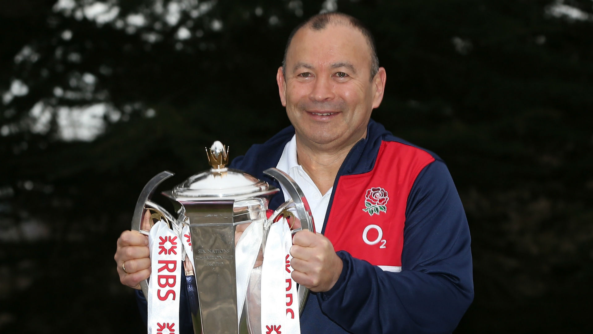 Eddie Jones' England reign in numbers as coach signs new deal
