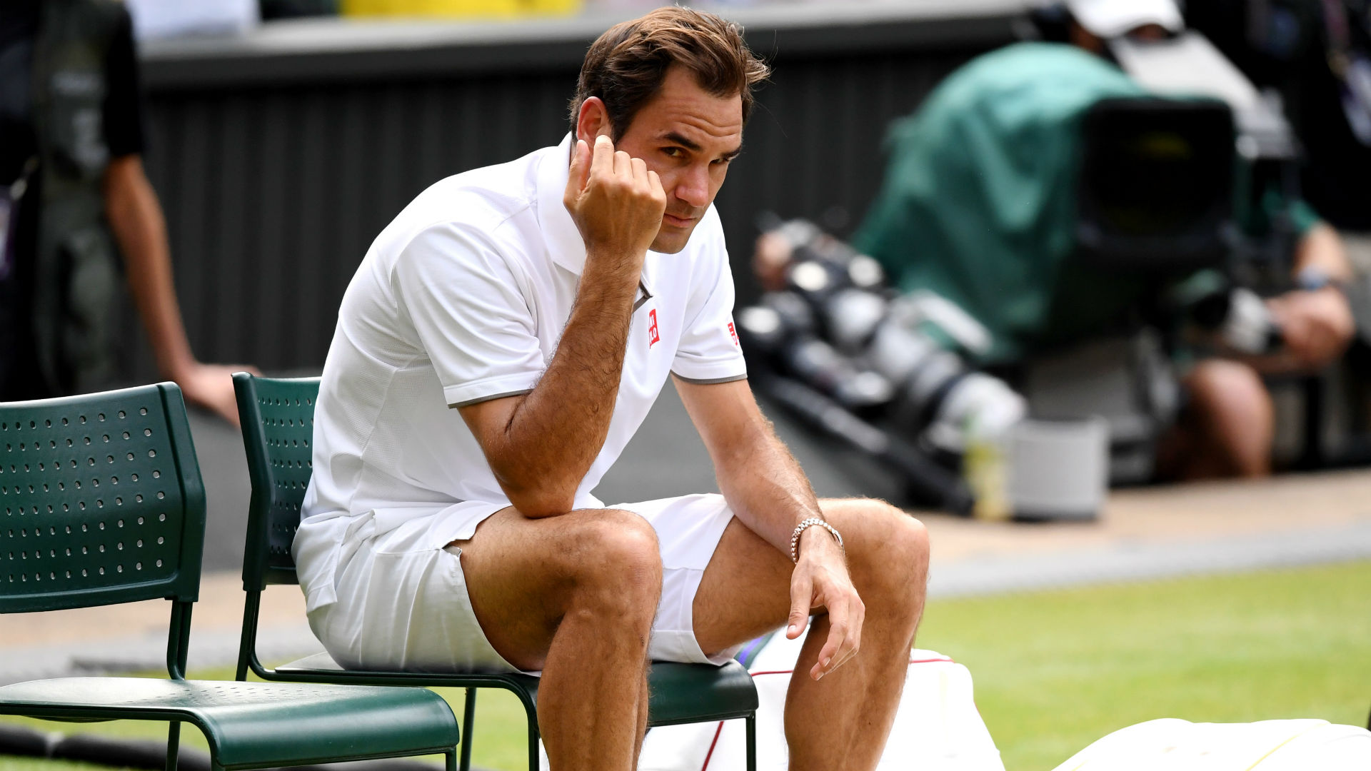 Wimbledon cancelled: Federer 'devastated', Halep 'so sad'