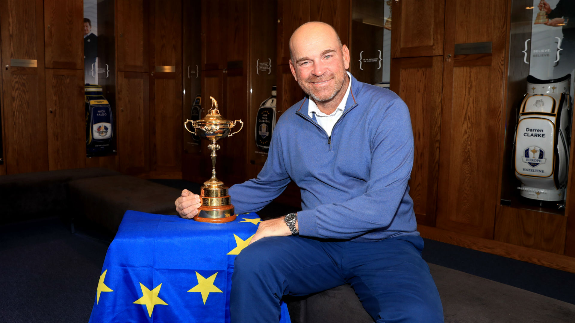 Thomas Bjorn appointed to board of the European Tour