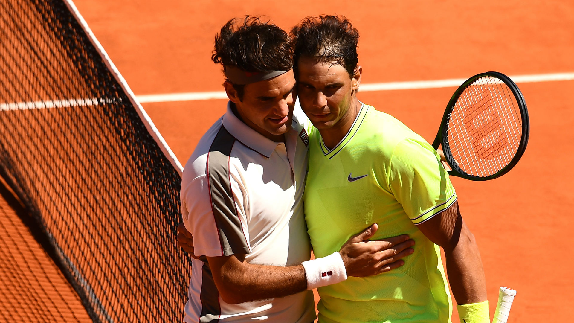 Roger Federer and Rafael Nadal in favour of ATP-WTA merger
