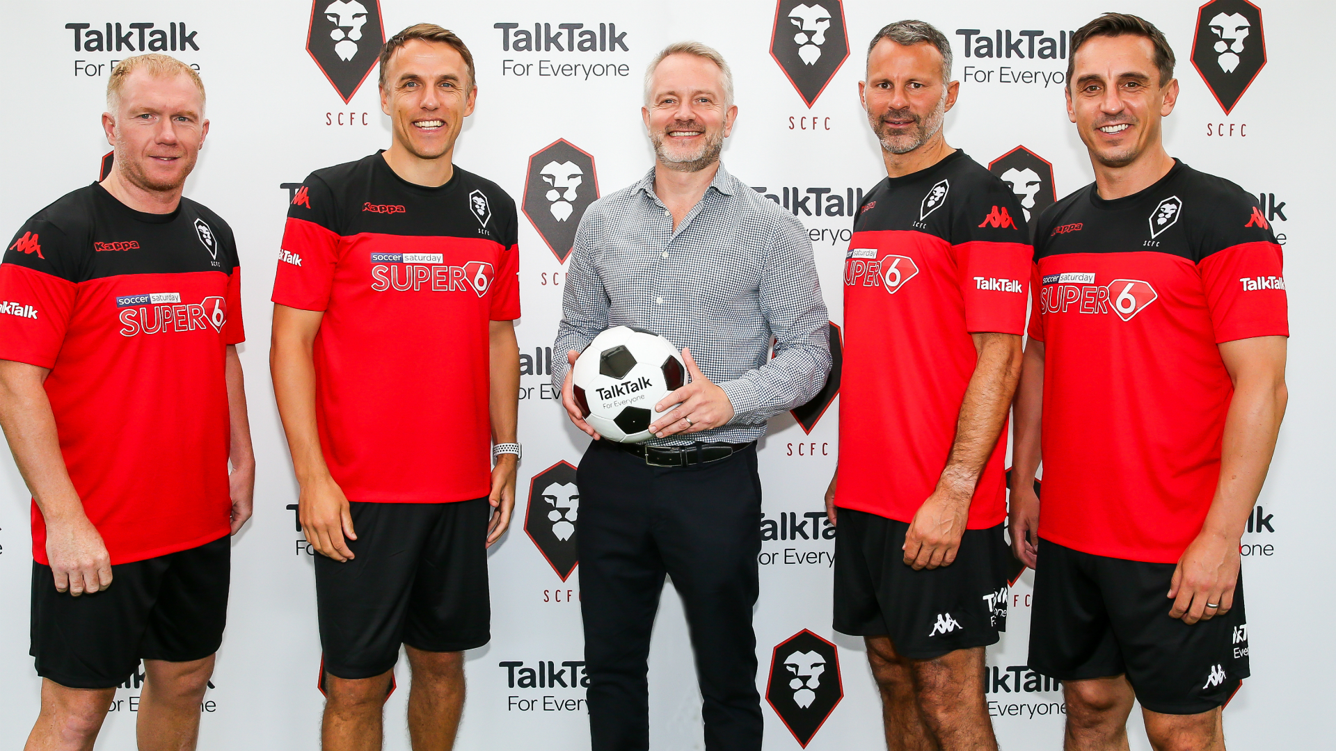 Salford City and 'Class of 92' not slowing down in pursuit of ultimate dream